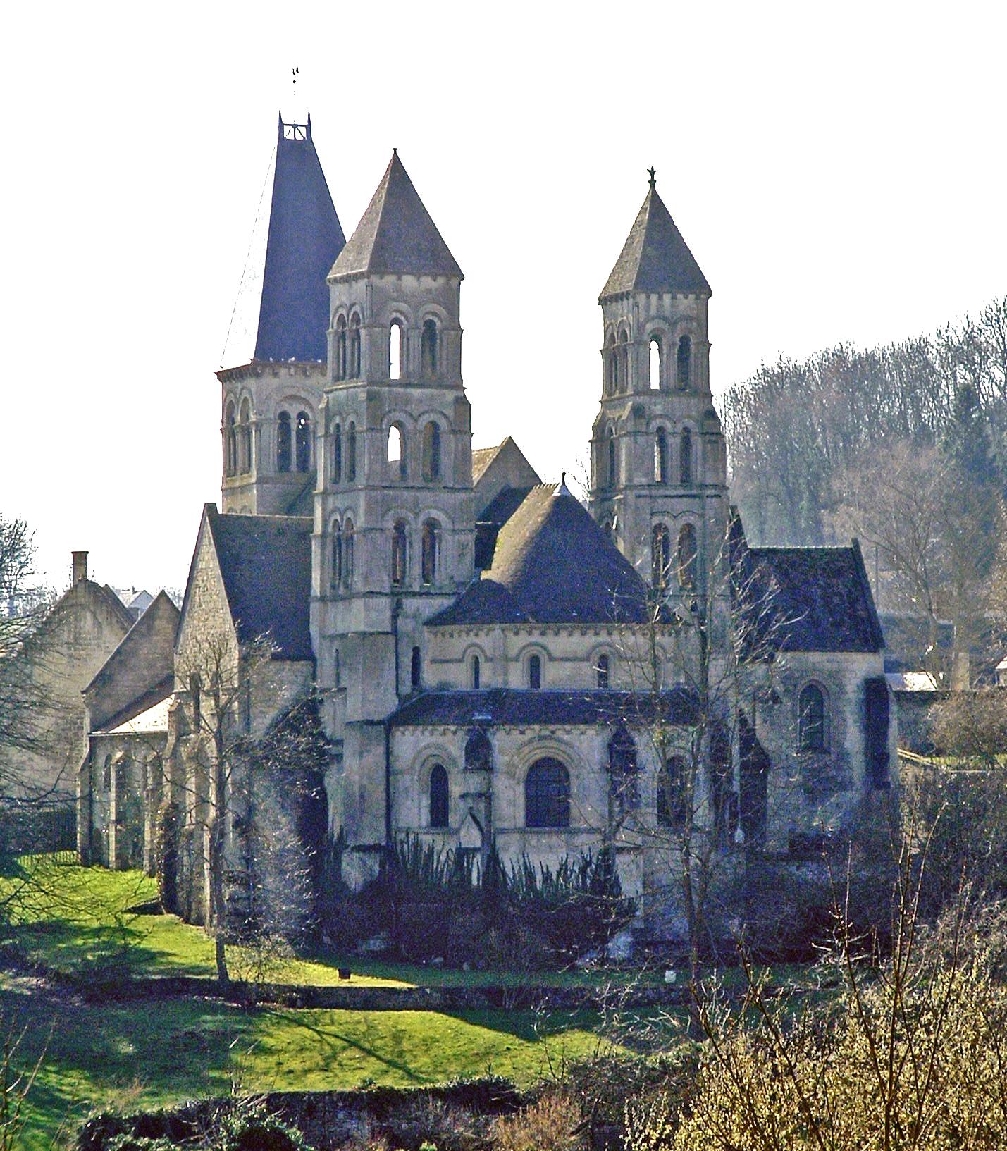 file abbaye de morienval chevet jpg wikimedia commons. Black Bedroom Furniture Sets. Home Design Ideas