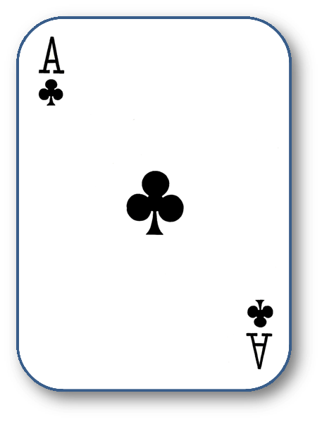 File Ace Of Clubs Png Wikimedia Commons