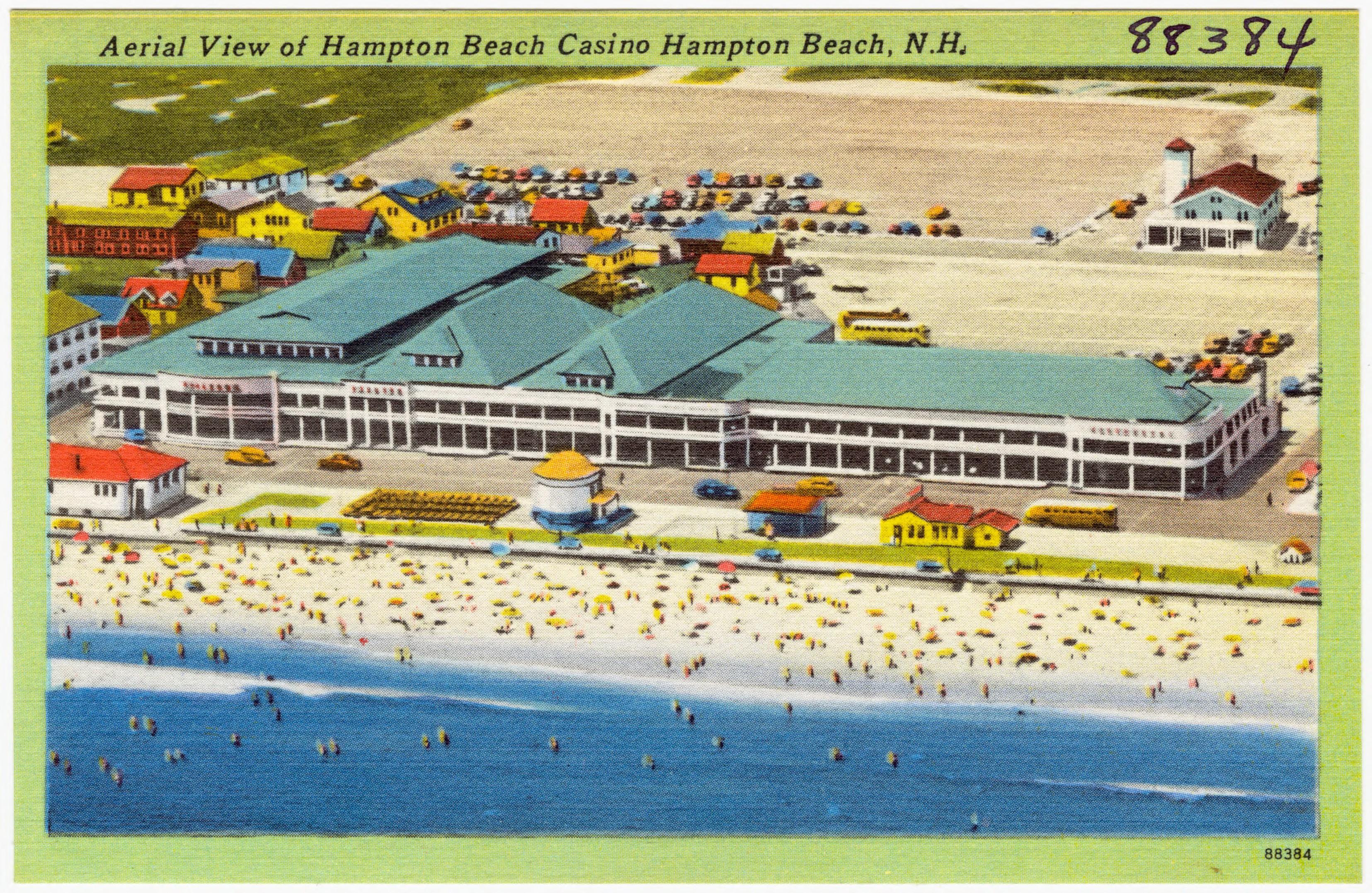 Casino at hampton beach casino in area bay
