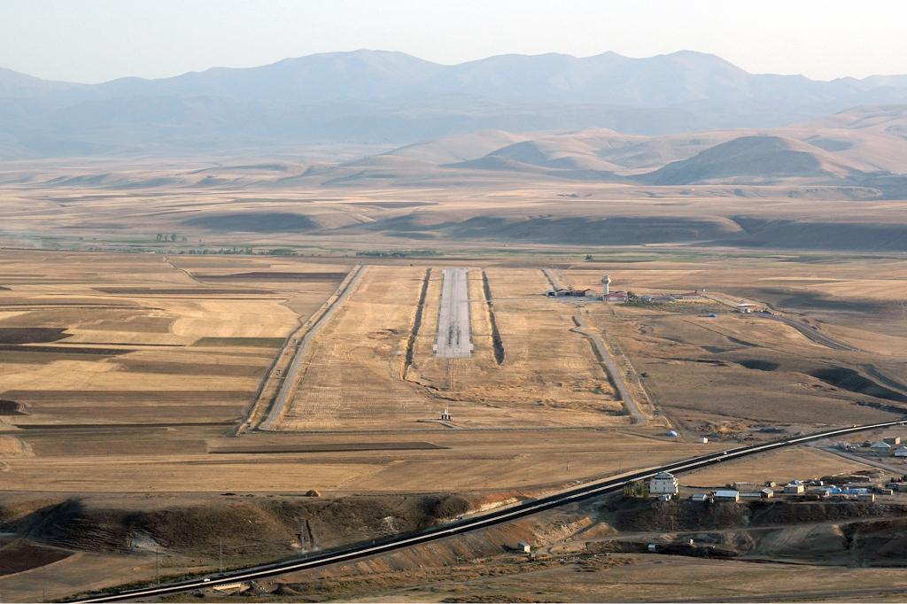 Ağrı Airport - Wikipedia