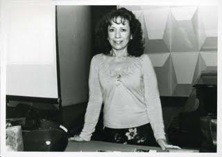 Alicia Urreta composer