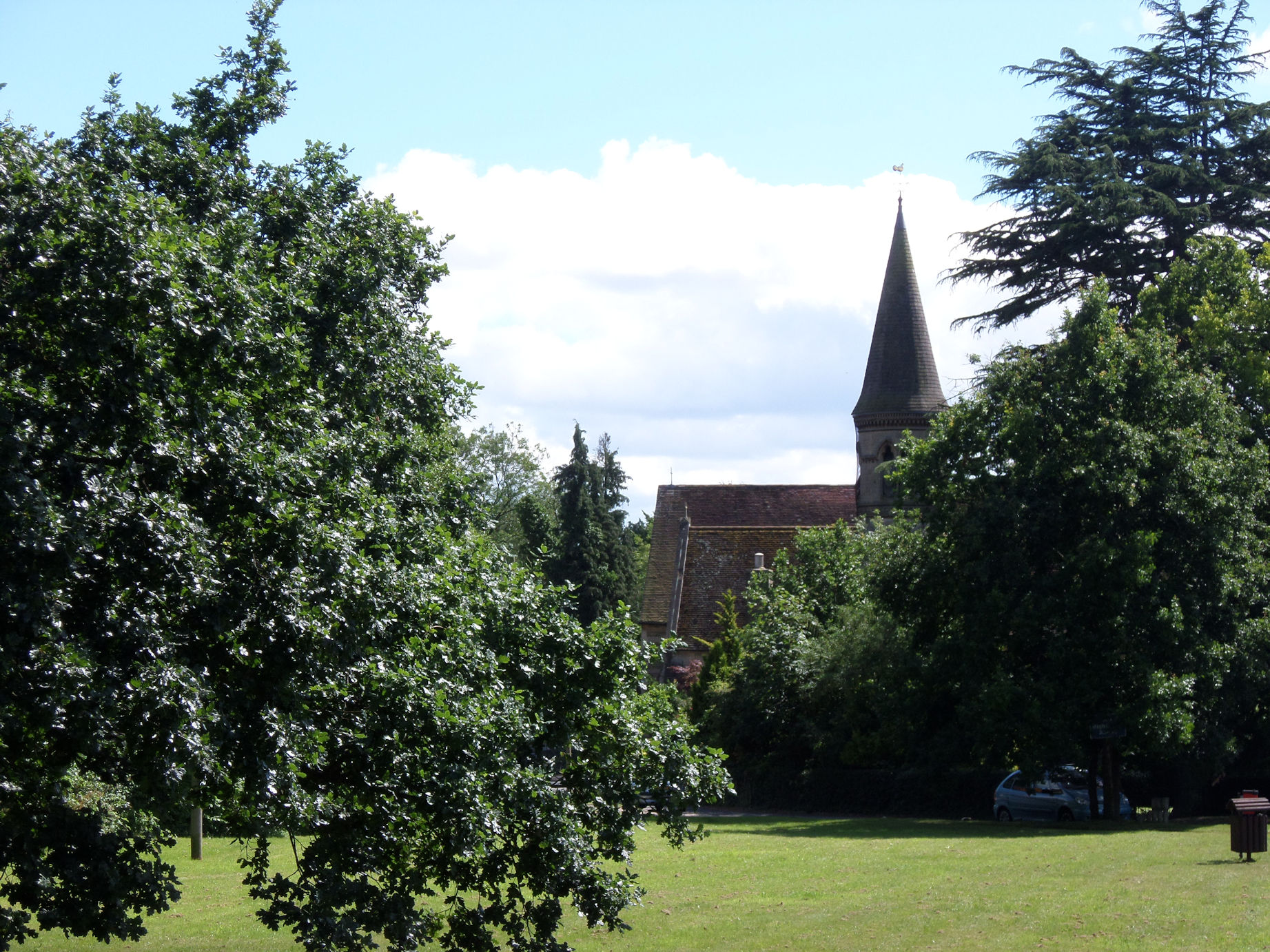 All Saints Church Croxley Green