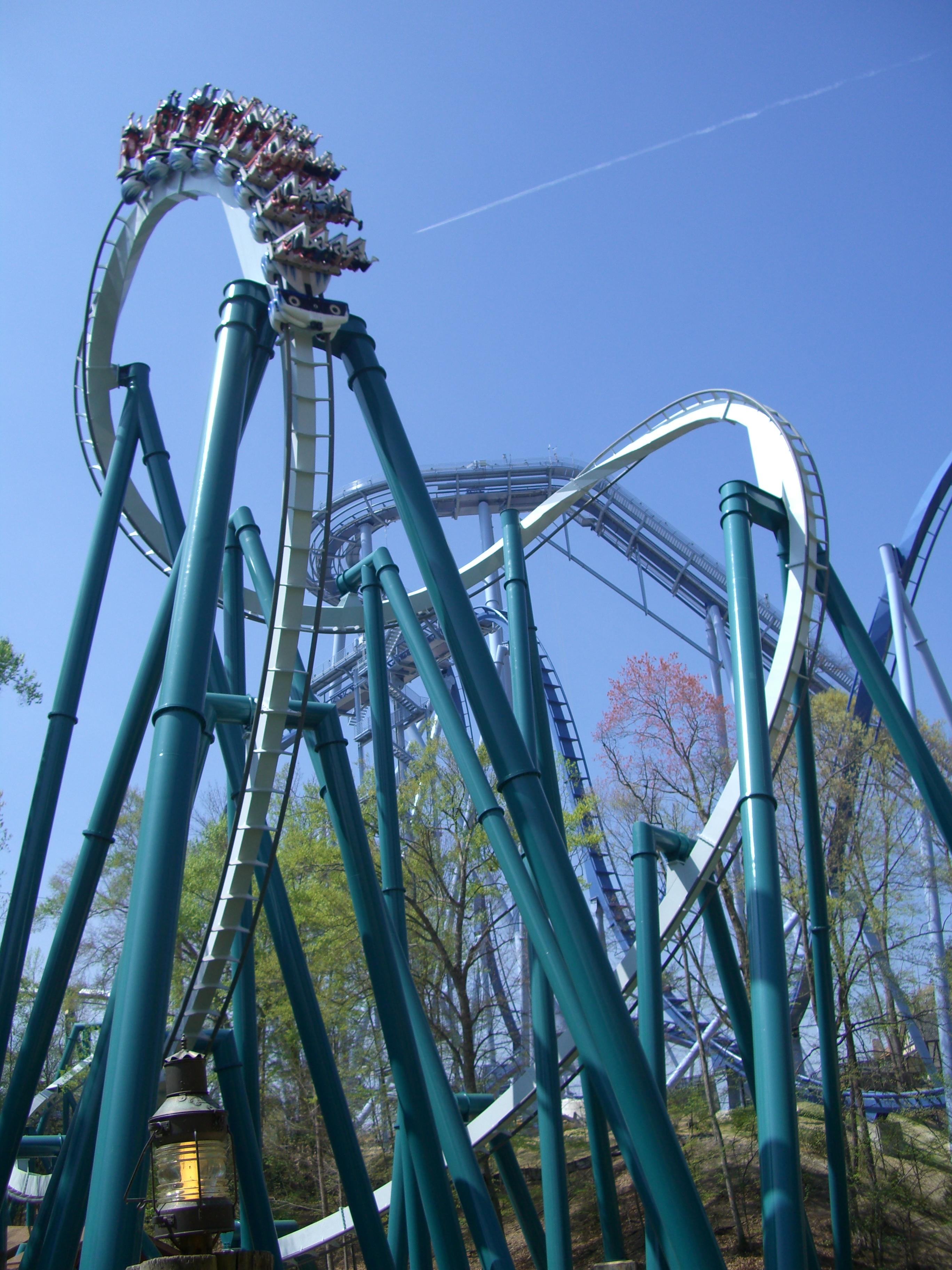 Rollers alpengeist roller coaster for New rollercoaster at busch gardens