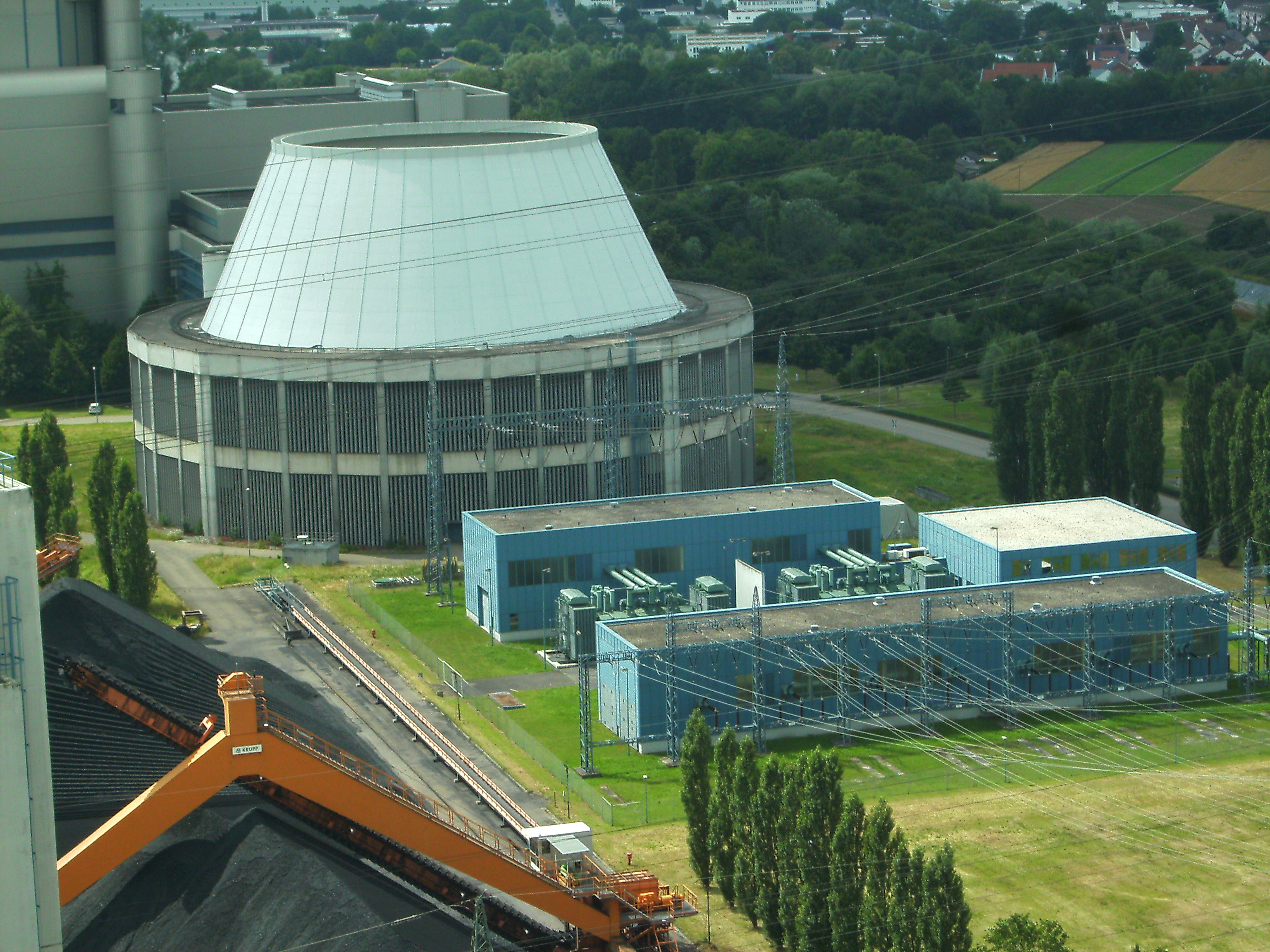 File Altbach Power Plant Cooling Tower JPG Wikimedia mons