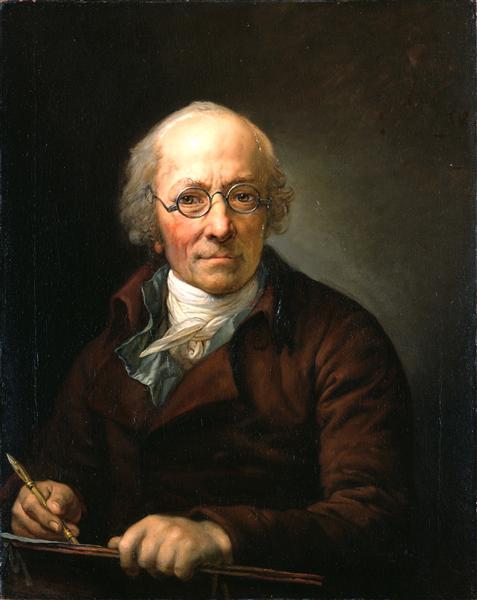 Anton Graff, autoportret (1805 lub 1806)