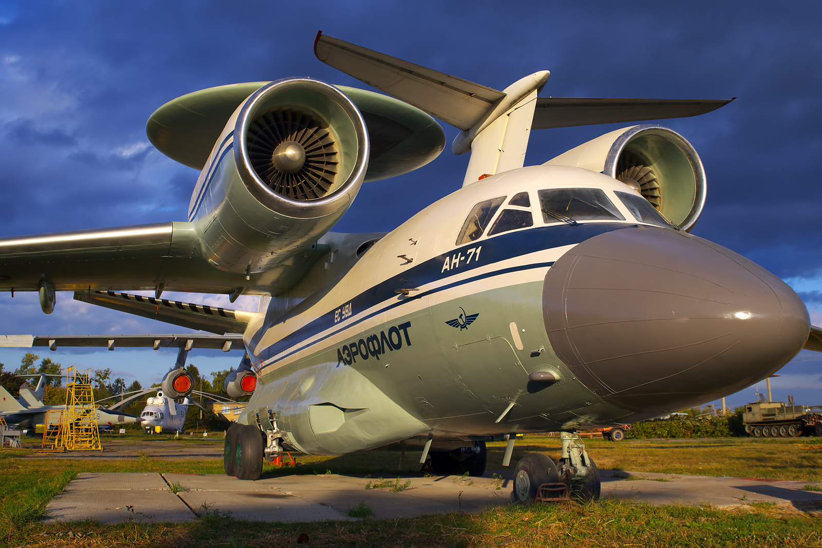 Los gigantes Antonov
