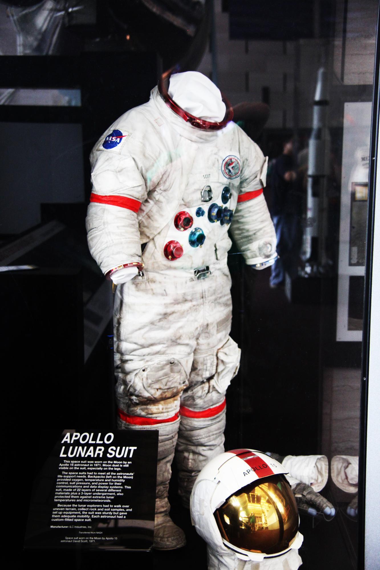 apollo space suit smithsonian - photo #18