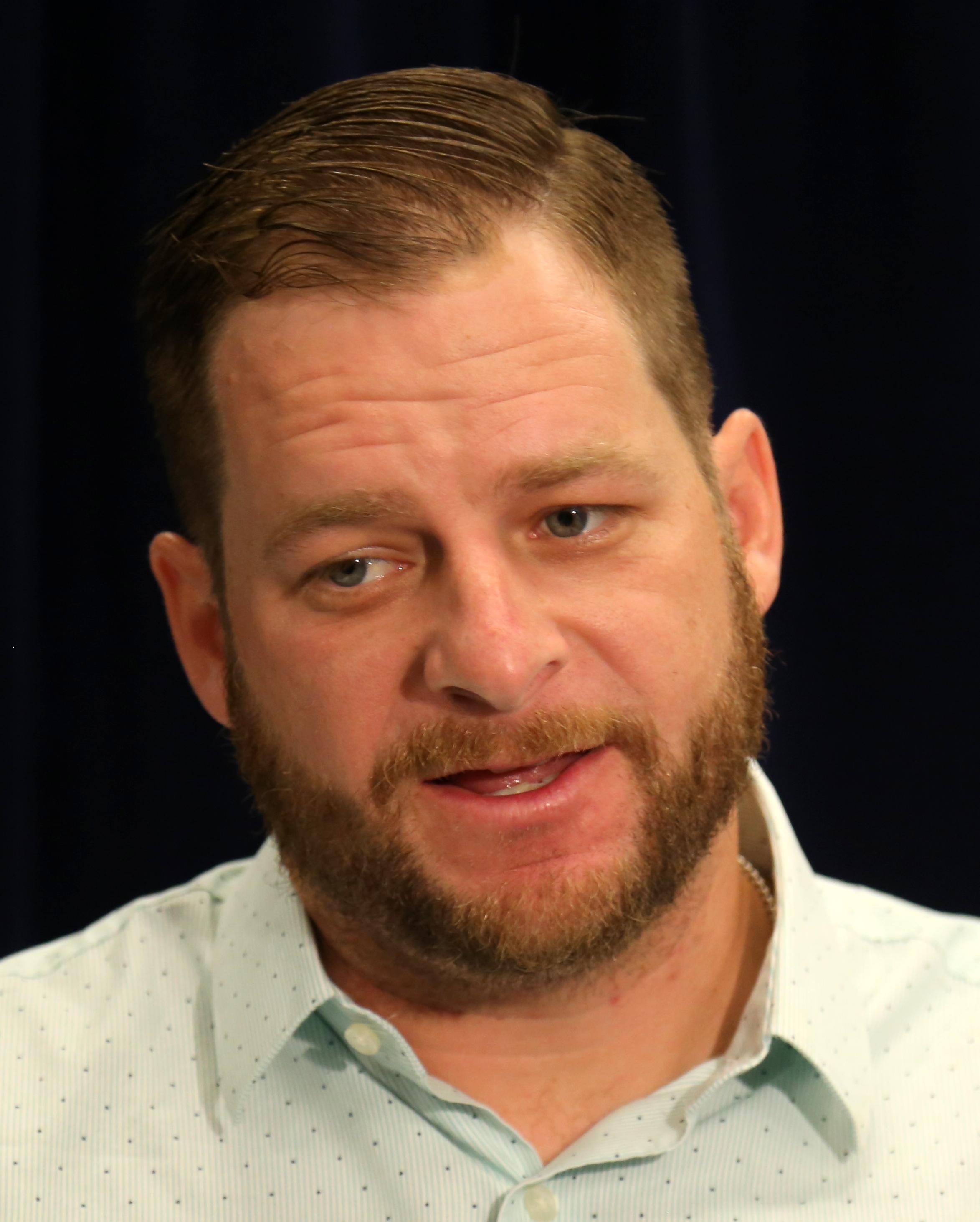 Stephen Vogt Wikipedia
