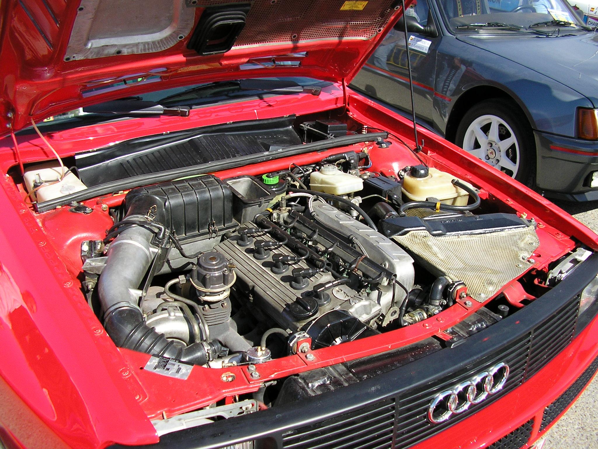 Audi Quattro Audi_Quattro_engine_Jarama_2006
