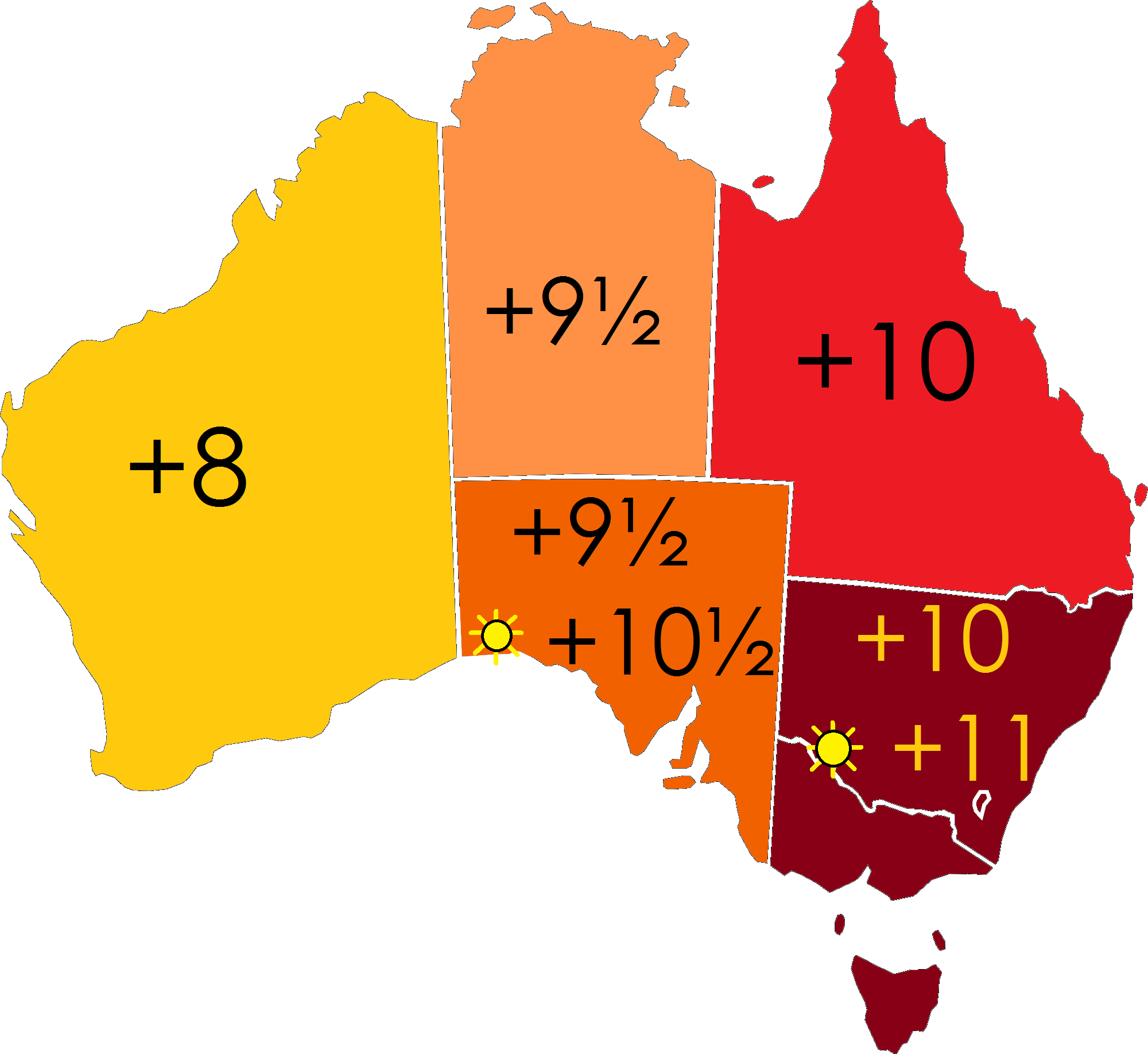 Sydney Australia World Map.Time In Australia Wikipedia