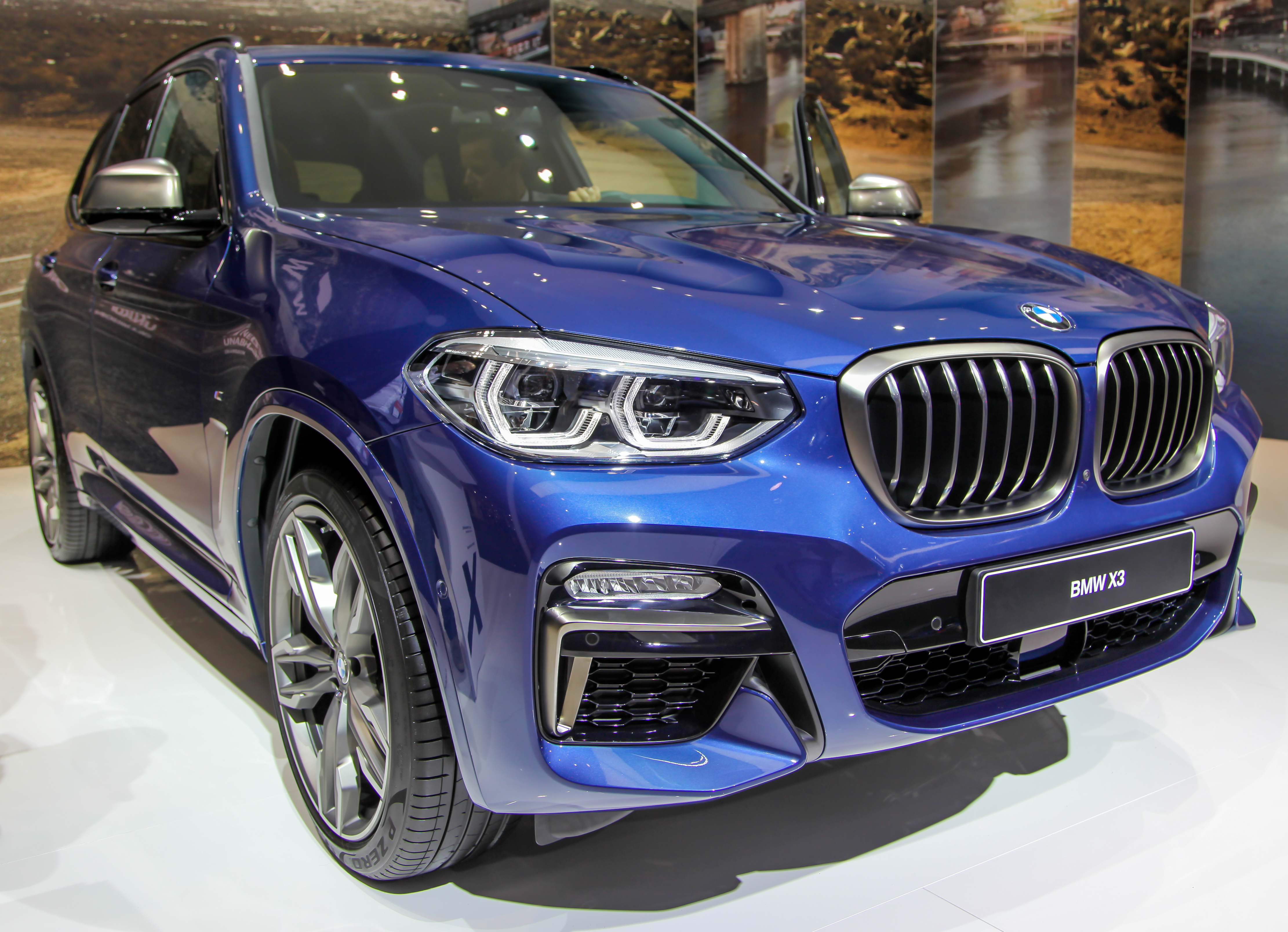 file bmw x3 m40i img wikimedia commons. Black Bedroom Furniture Sets. Home Design Ideas