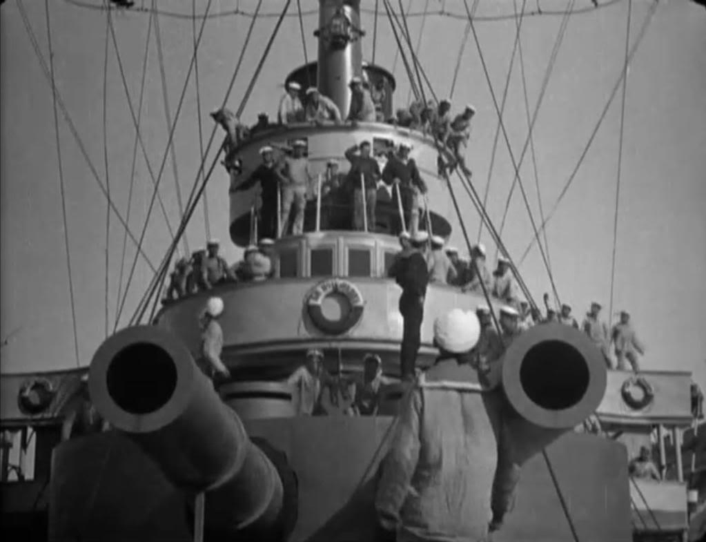battleship pottemkin Battleship potemkin (rus, броненосец « потёмкин », bronyenosyets potyomkin) is a 1925 soviet silent film, perhaps the most famous one directed by sergei eisenstein, who later directed alexander.