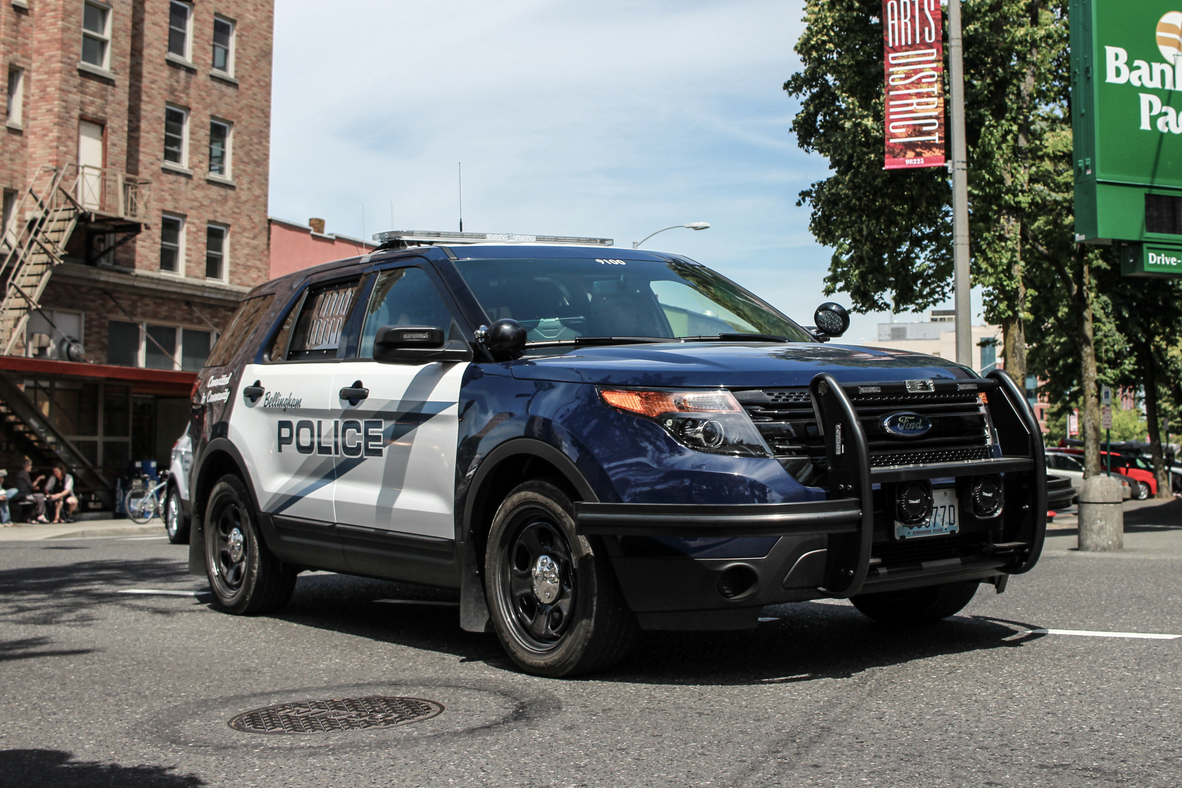 Bellingham police departmentthe ford police interceptor utility was the second of two cars to replace the crown victoria the utility is based on the ford