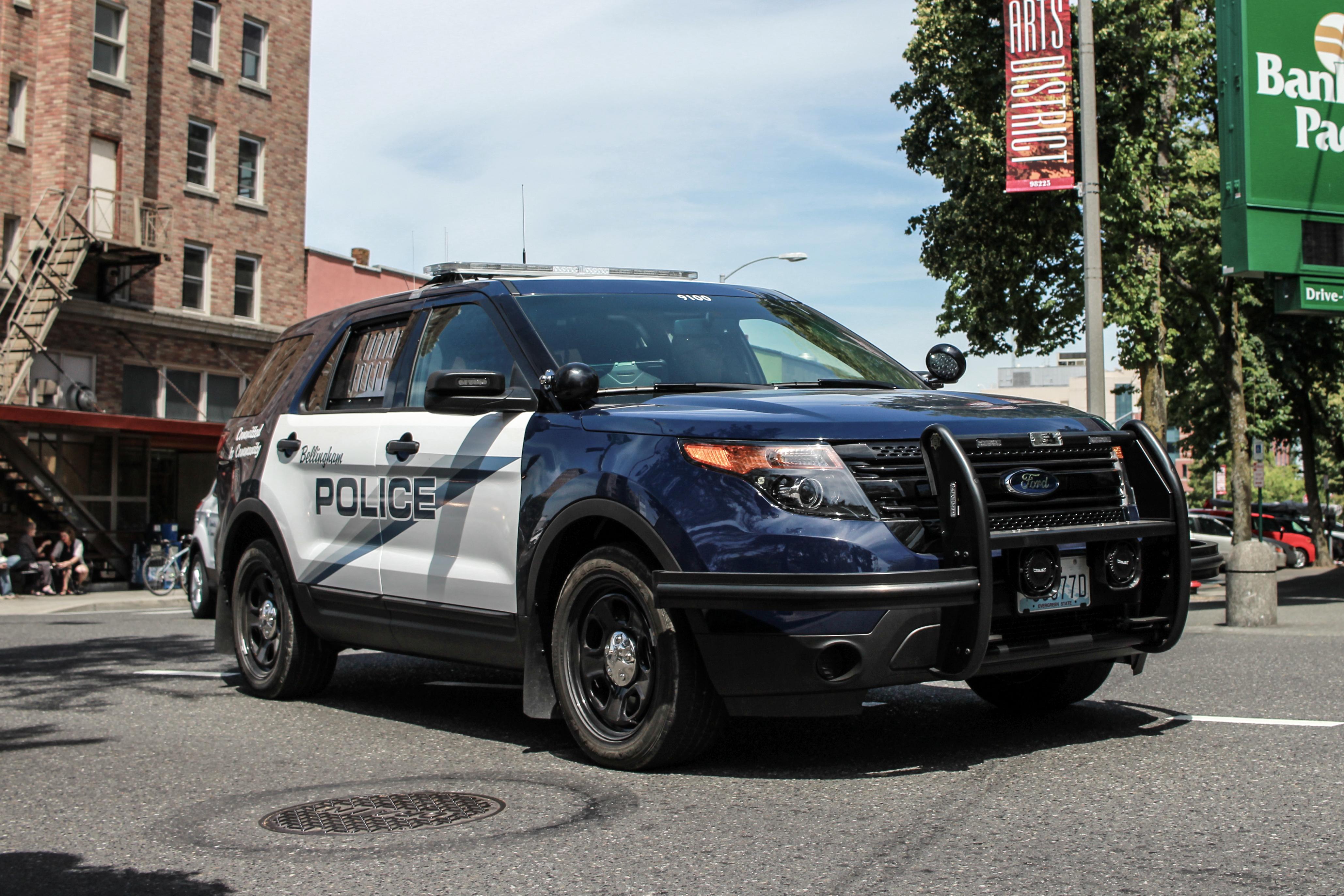 Ford Police Interceptor variant