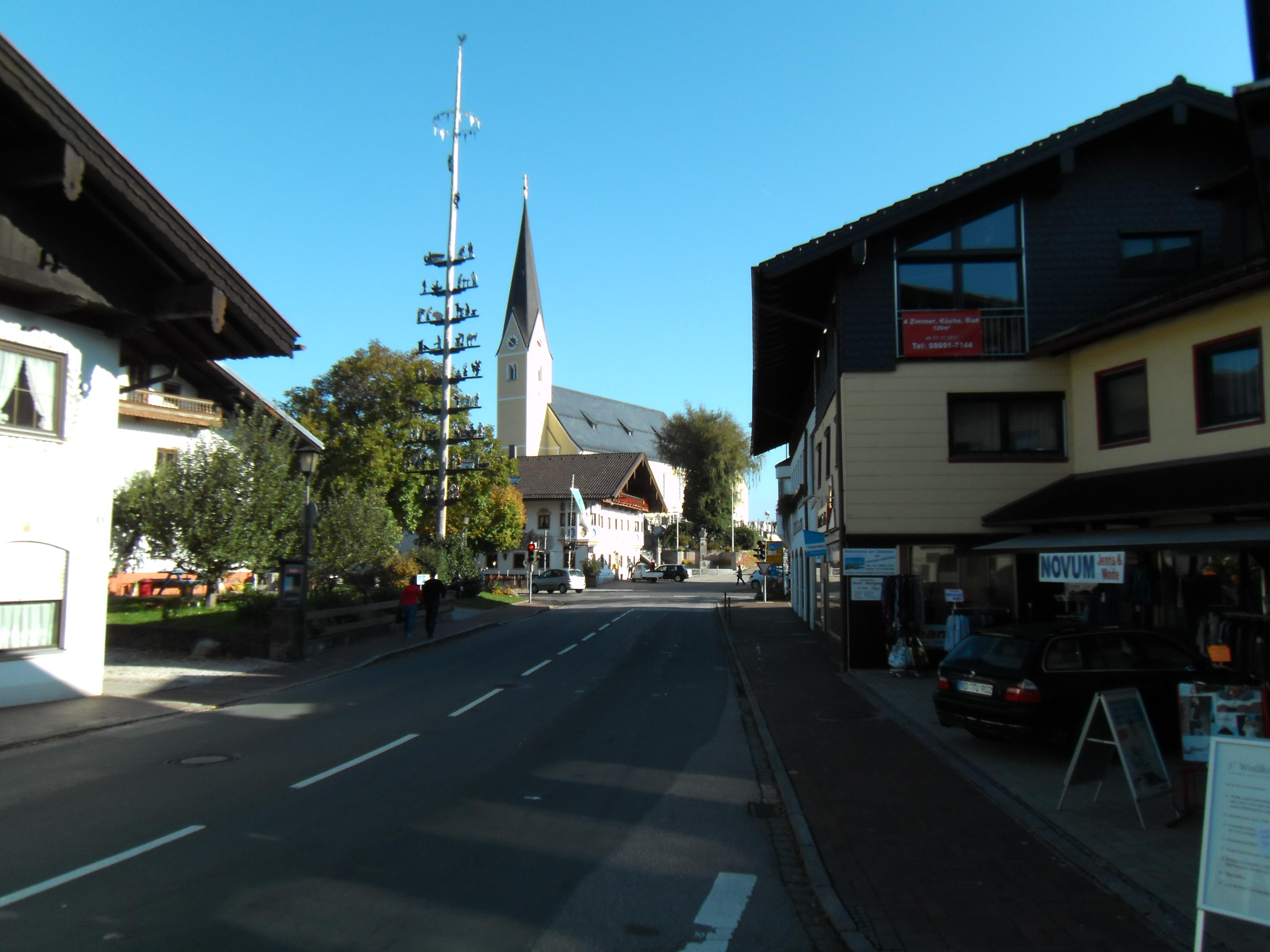 Bernau am Chiemsee