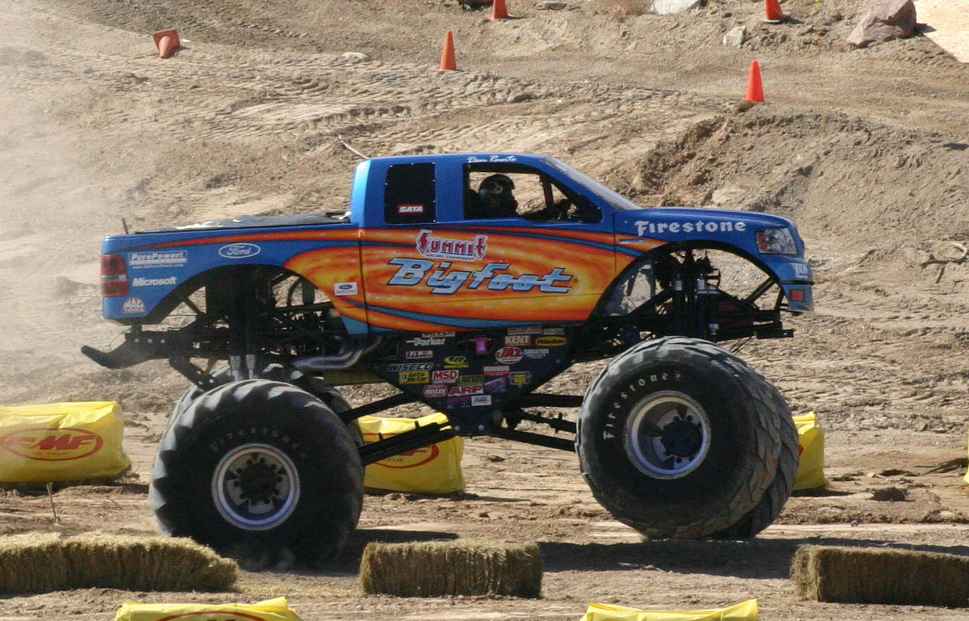 Image result for monster truck wars