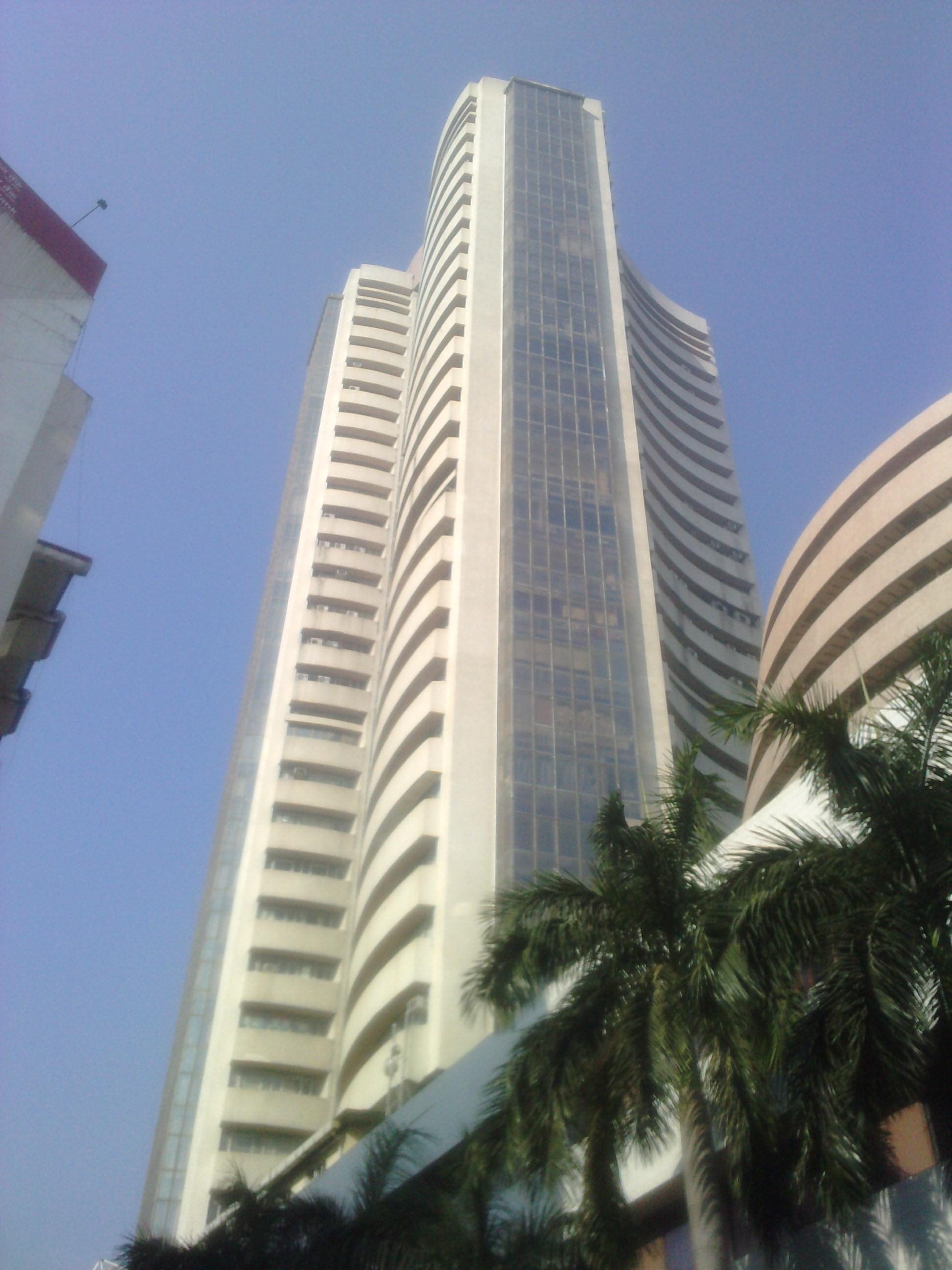 Chart For Indian Stock Market: Bombay Stock Exchange 2.jpg - Wikimedia Commons,Chart