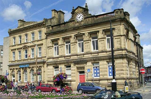 Town Hall Thornton Square.thornton town