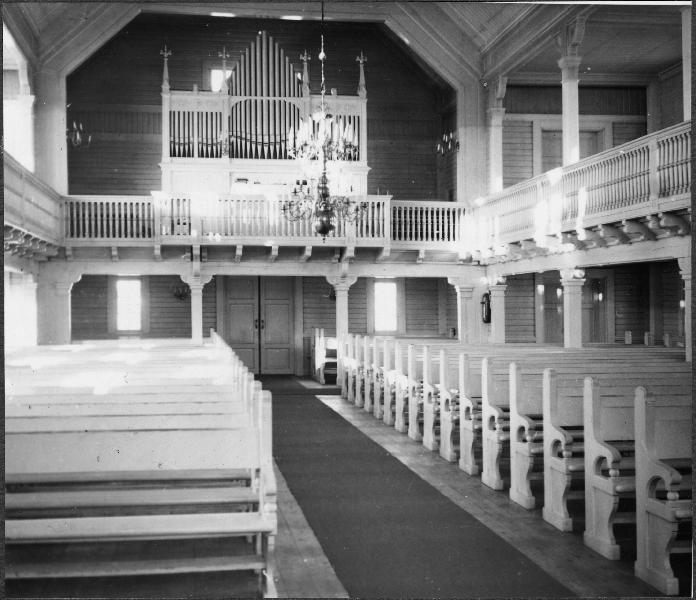 Byske-Fllfors frsamling - Svenska kyrkan