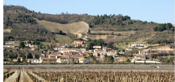 Vue générale du village de Cépie