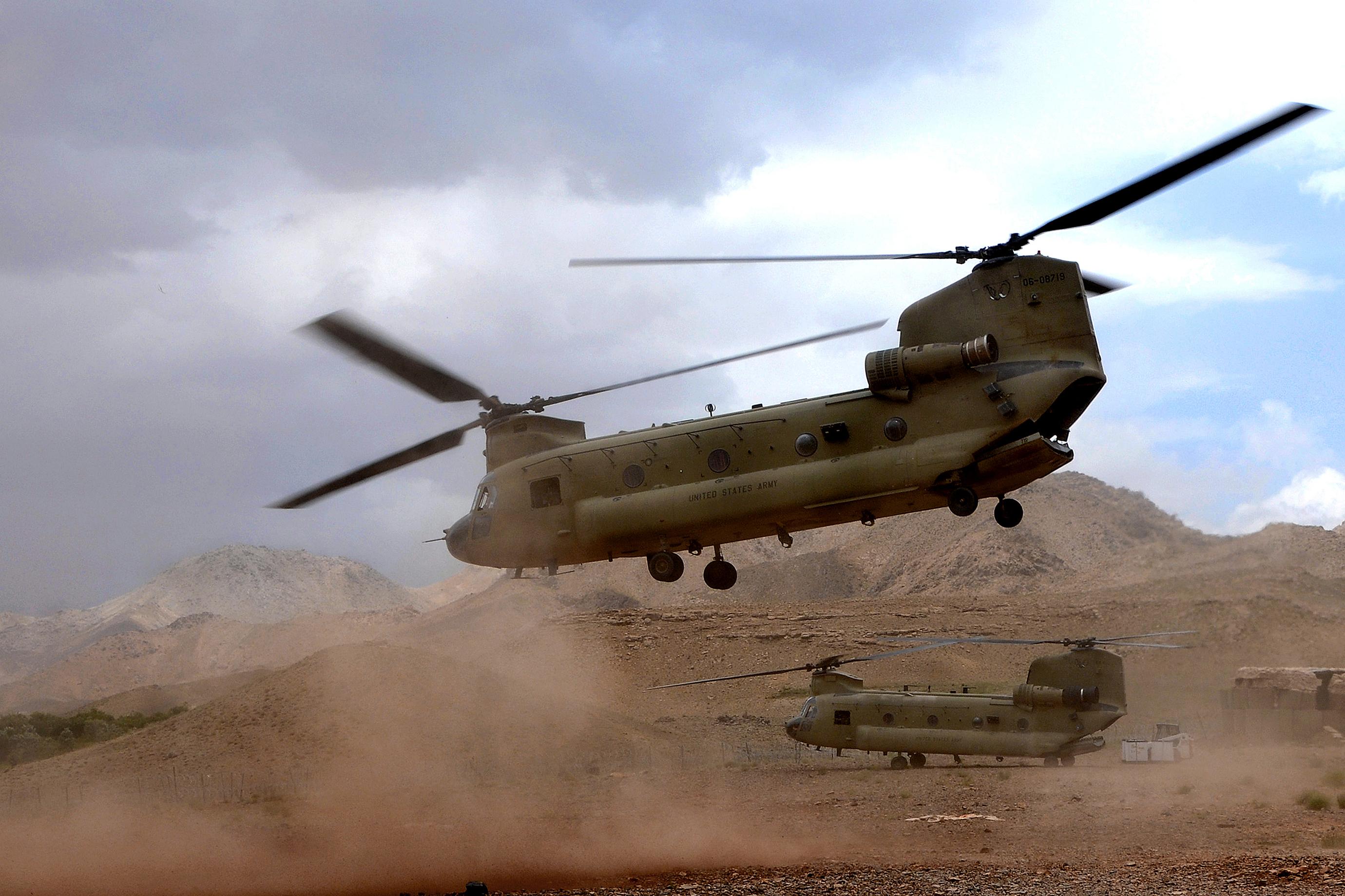 EUA aprovam venda de US$3,5 bi em helicópteros para a Arábia Saudita