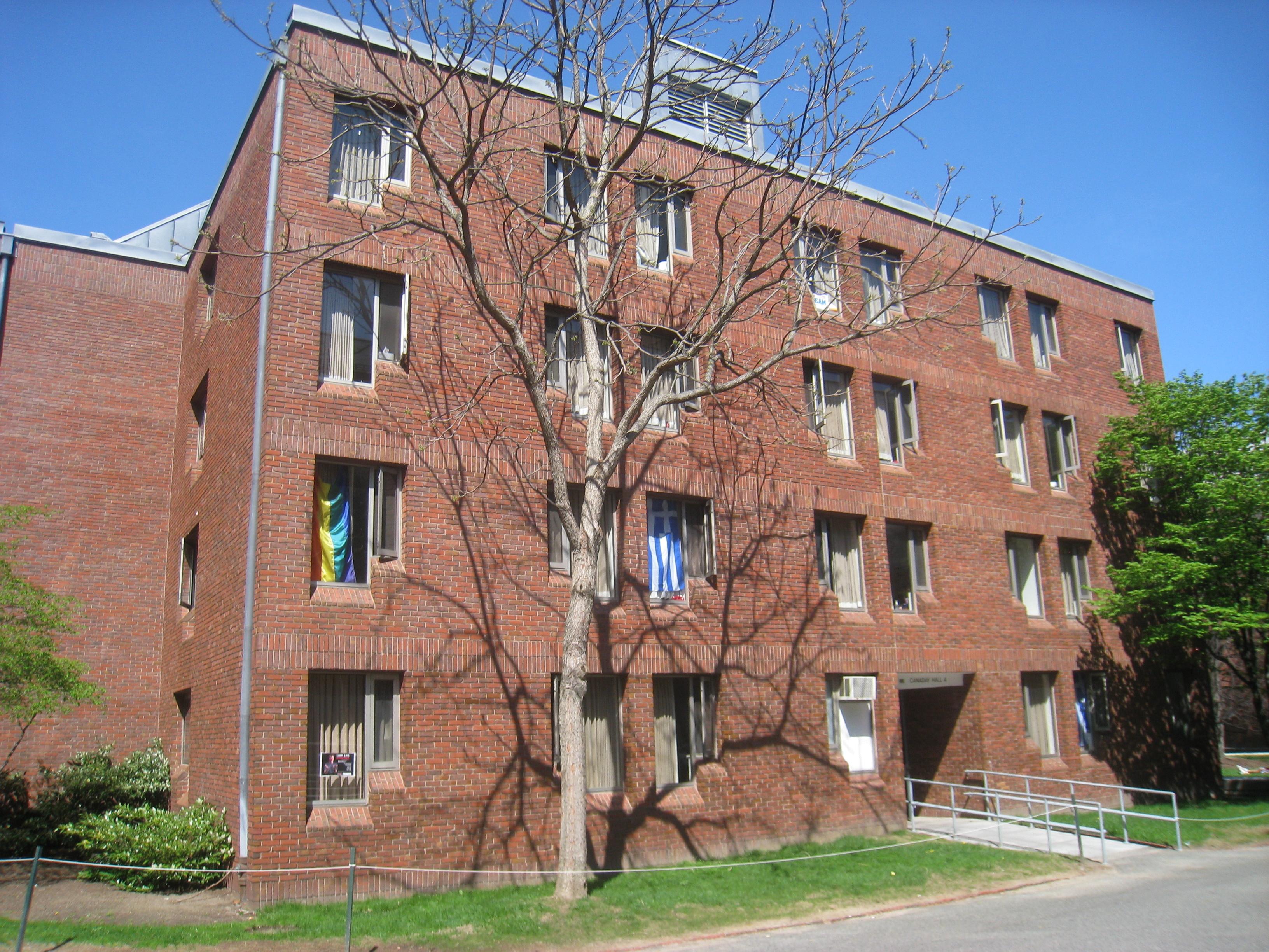 Harvard College Dorms List of Harvard College