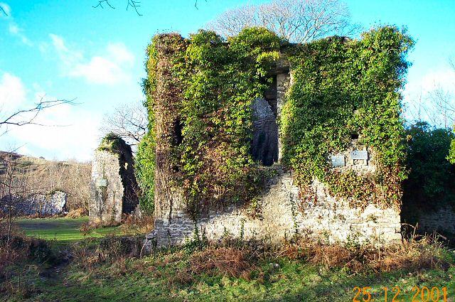 Candleston Castle - Glamorgan - geograph.org.uk - 31062