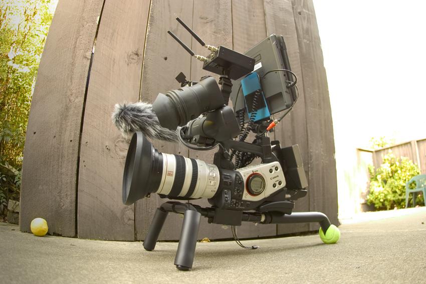 Canon xl2 canon xl 2 edit
