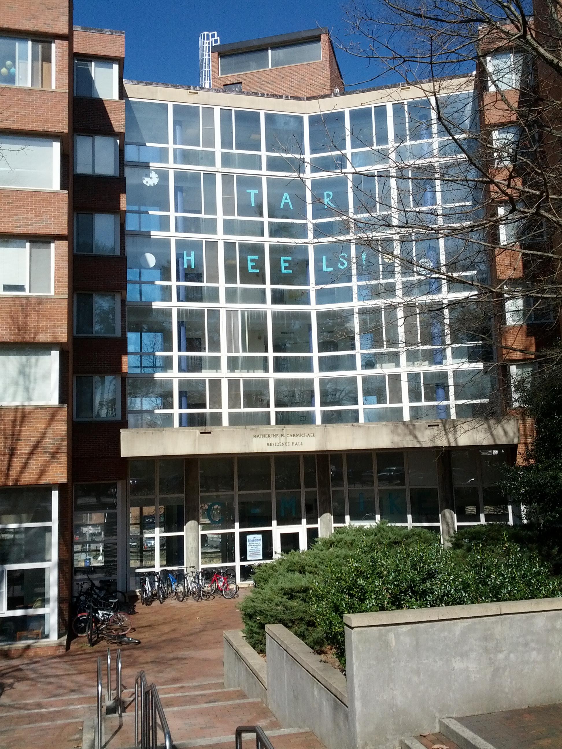 university of north carolina at chapel hill student housing - wikiwand