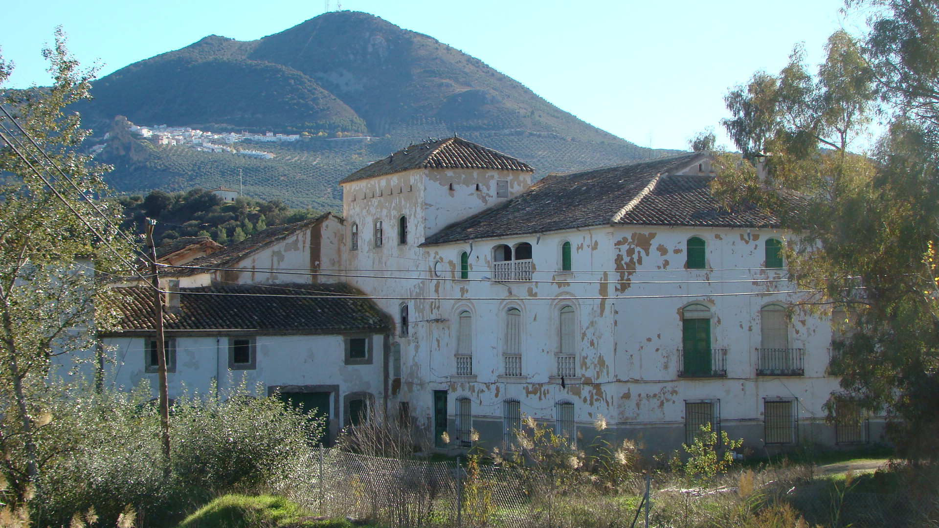 Cortijo wikipedia la enciclopedia libre - Las mejores casas rurales de andalucia ...