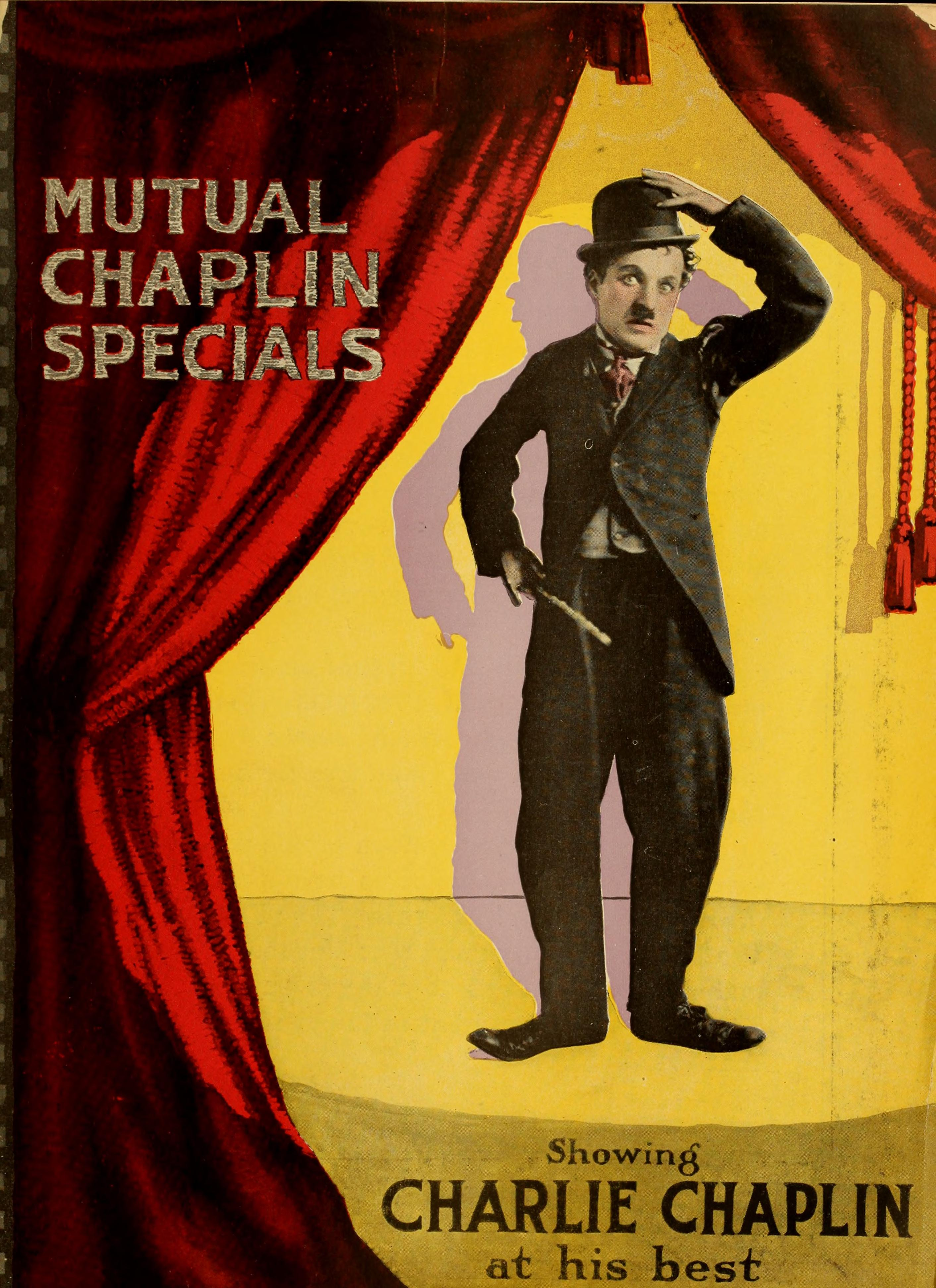 Image result for chaplin mutual