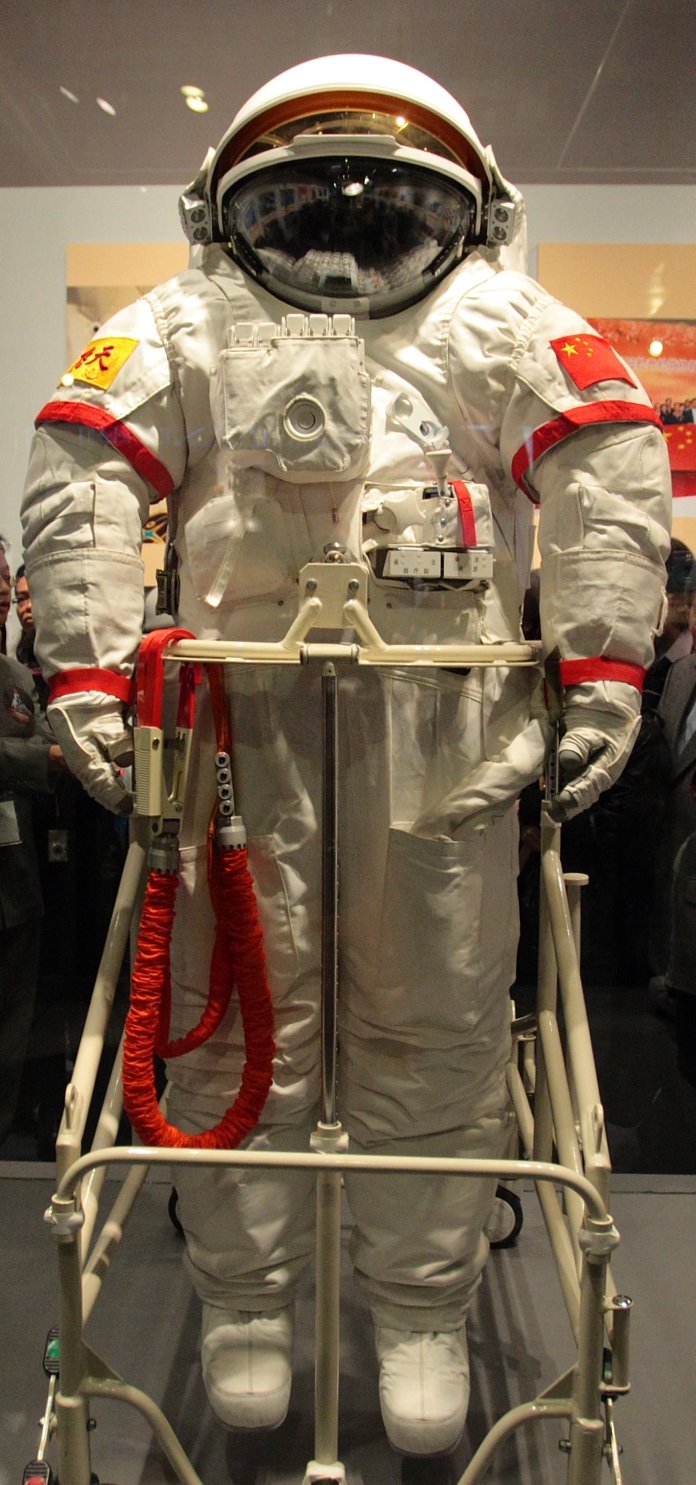 Feitian space suit - Wikipedia