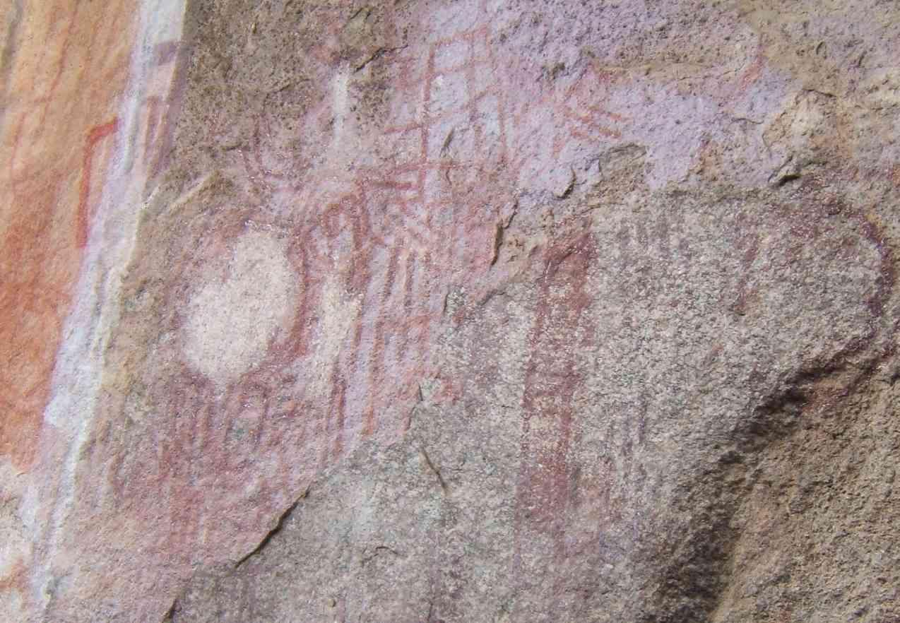 אתרי אמנות הסלע בצ'ונגוני