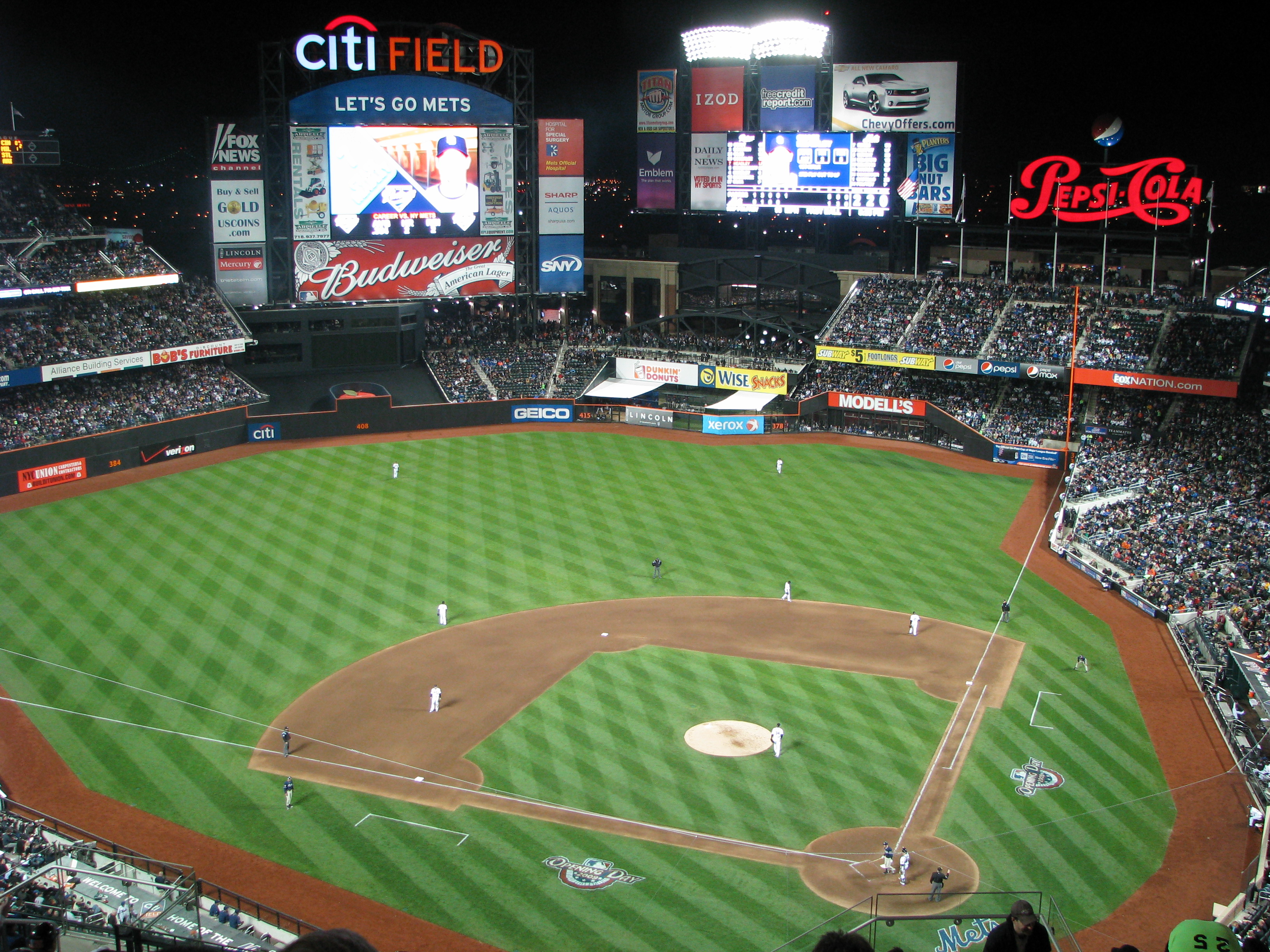 Citi Field New York Tours