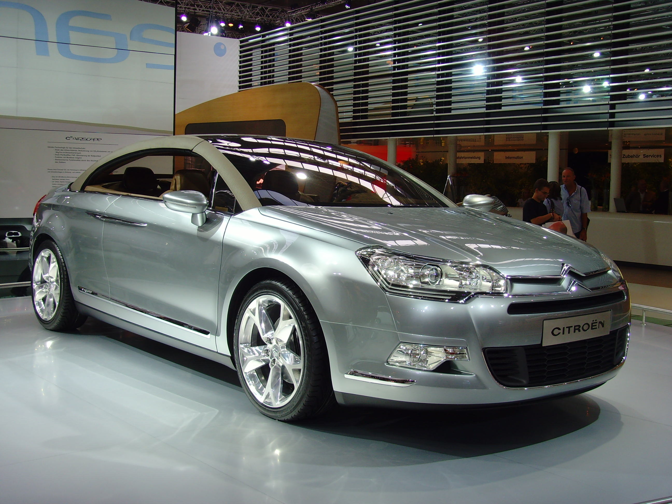 file citroen c5 airscape iaa 2007 wikimedia commons. Black Bedroom Furniture Sets. Home Design Ideas