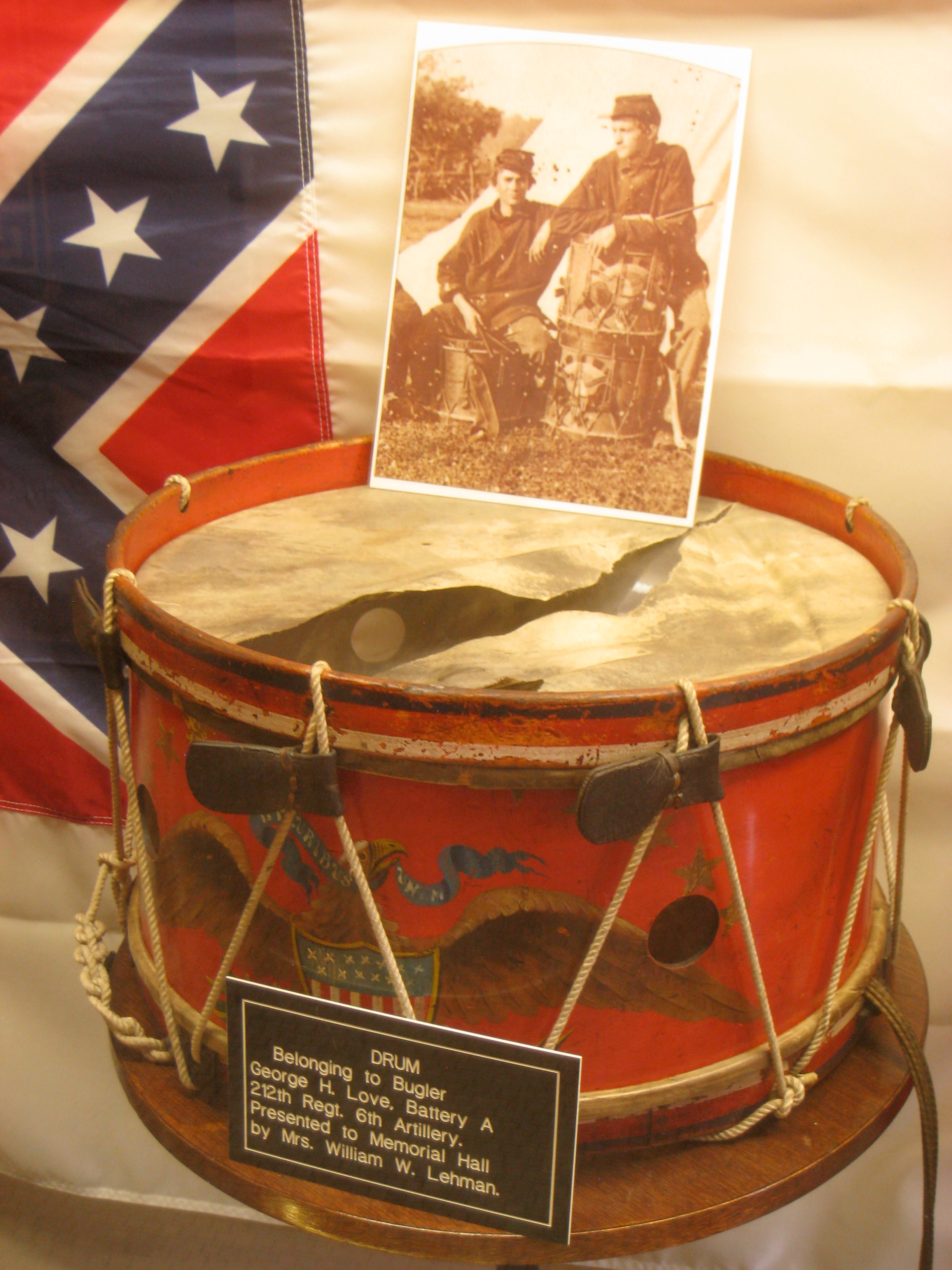 Displaying 18> Images For - Civil War Drum...