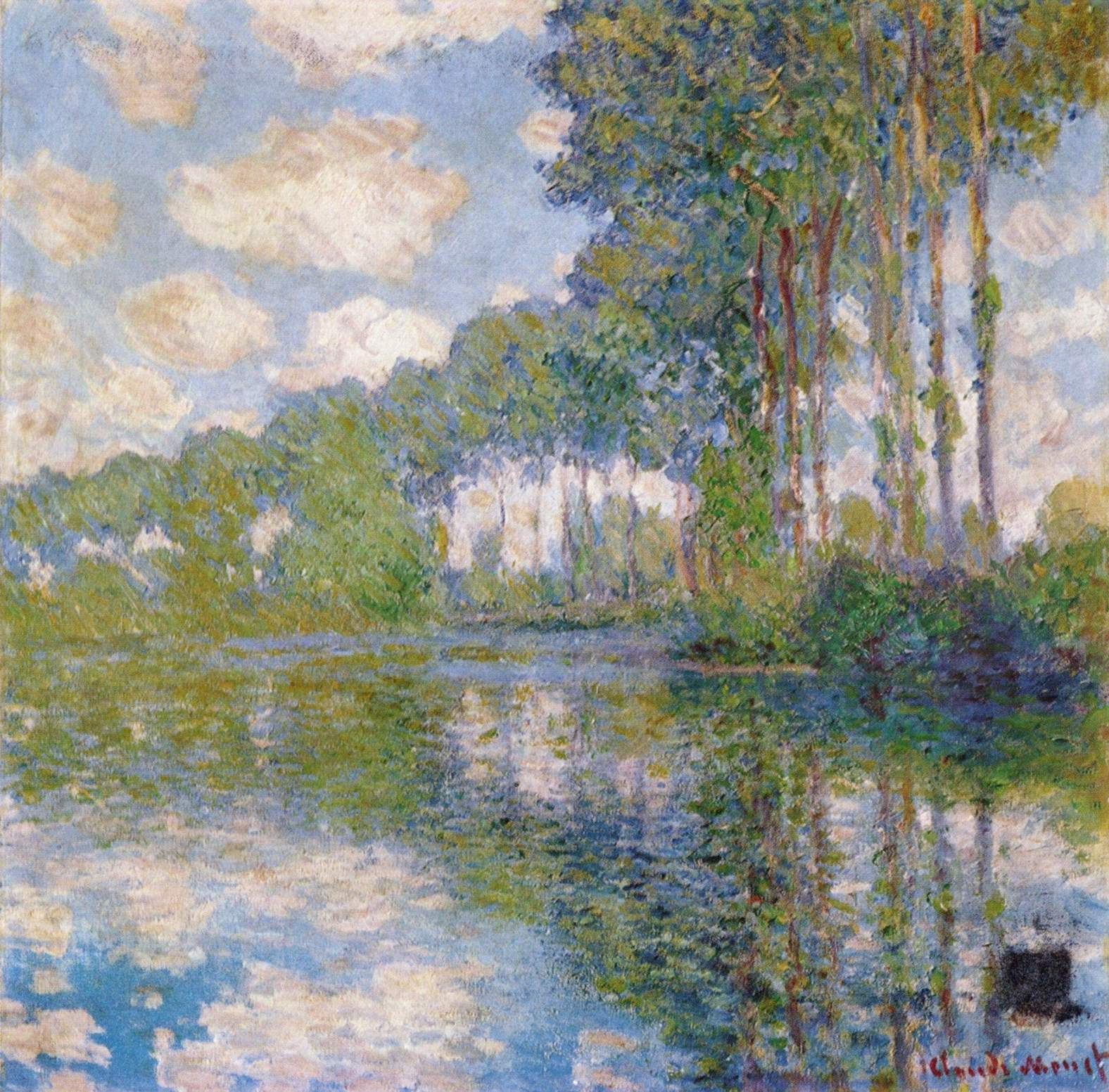 File claude monet wikimedia commons for Monet paintings images