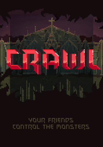 Picture of a game: Crawl