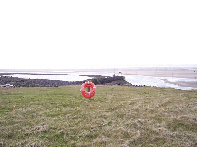 Crosby Channel from Sefton Coast Path - geograph.org.uk - 747892