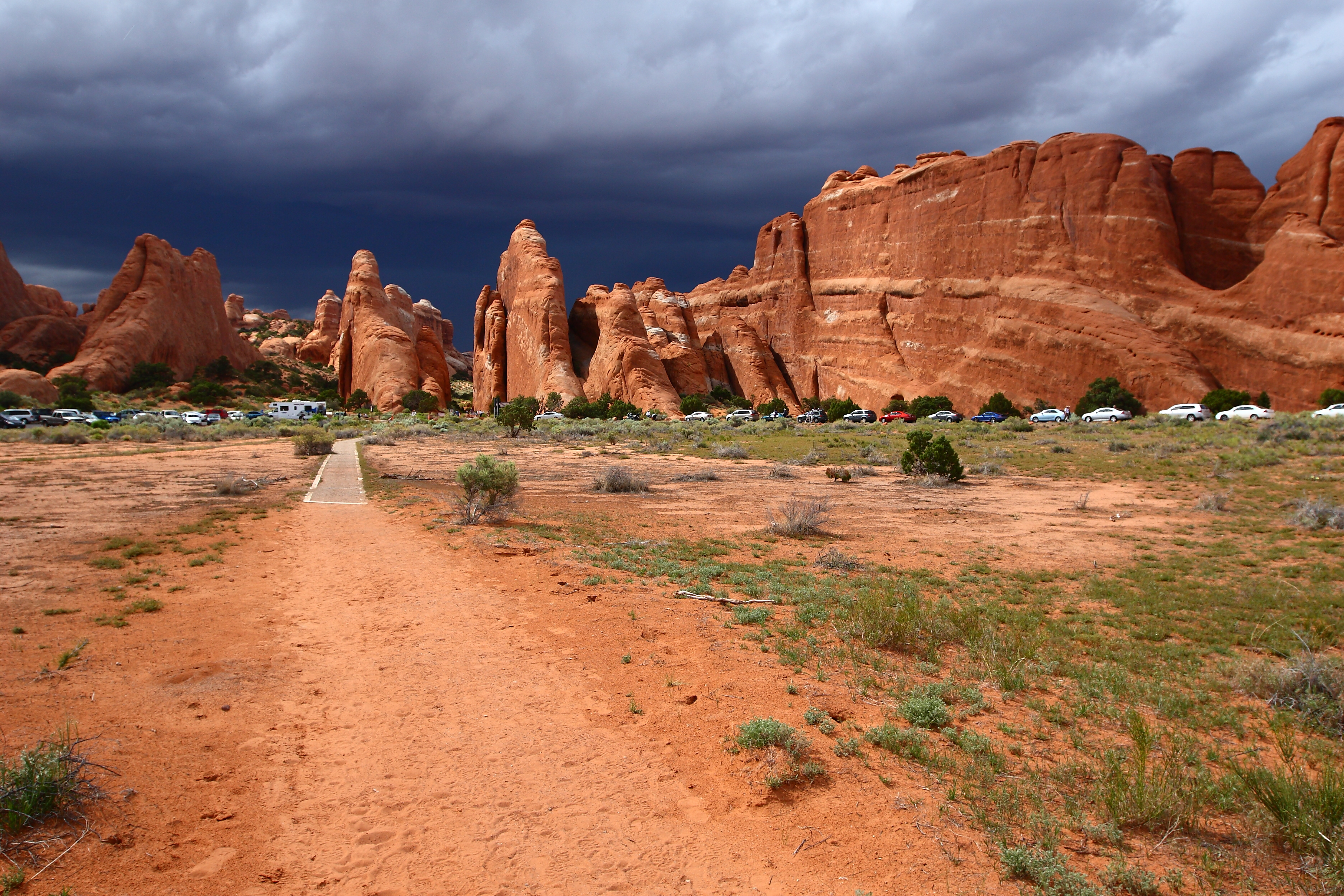 Adventure Lovers Paradise Arches National Park 47 Pics