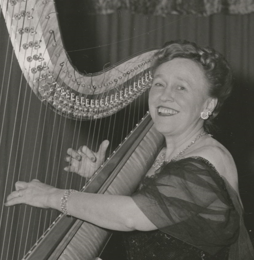 Mildred Dilling Wikipedia