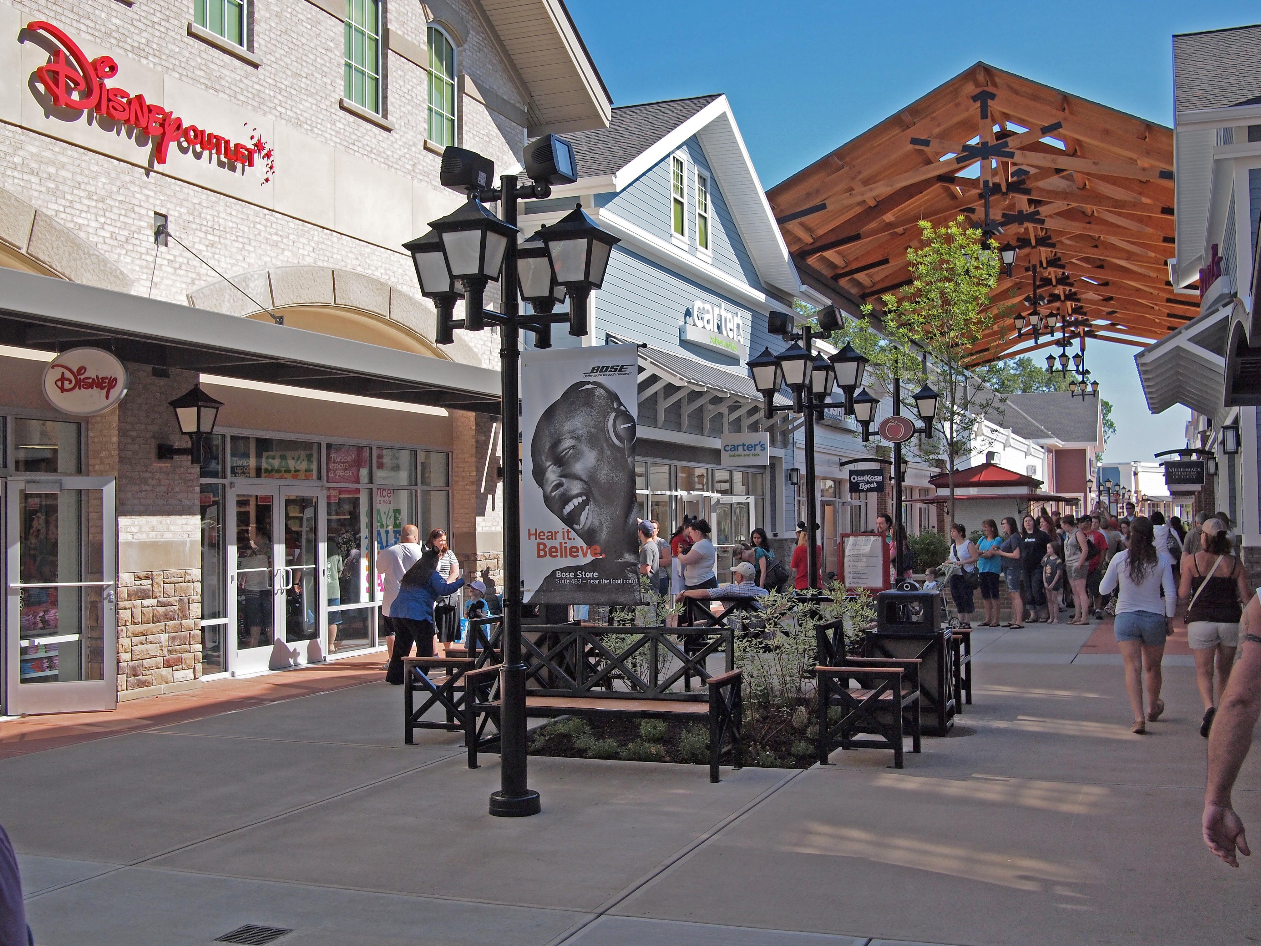 Outlet Mall Near Holden Beach Nc