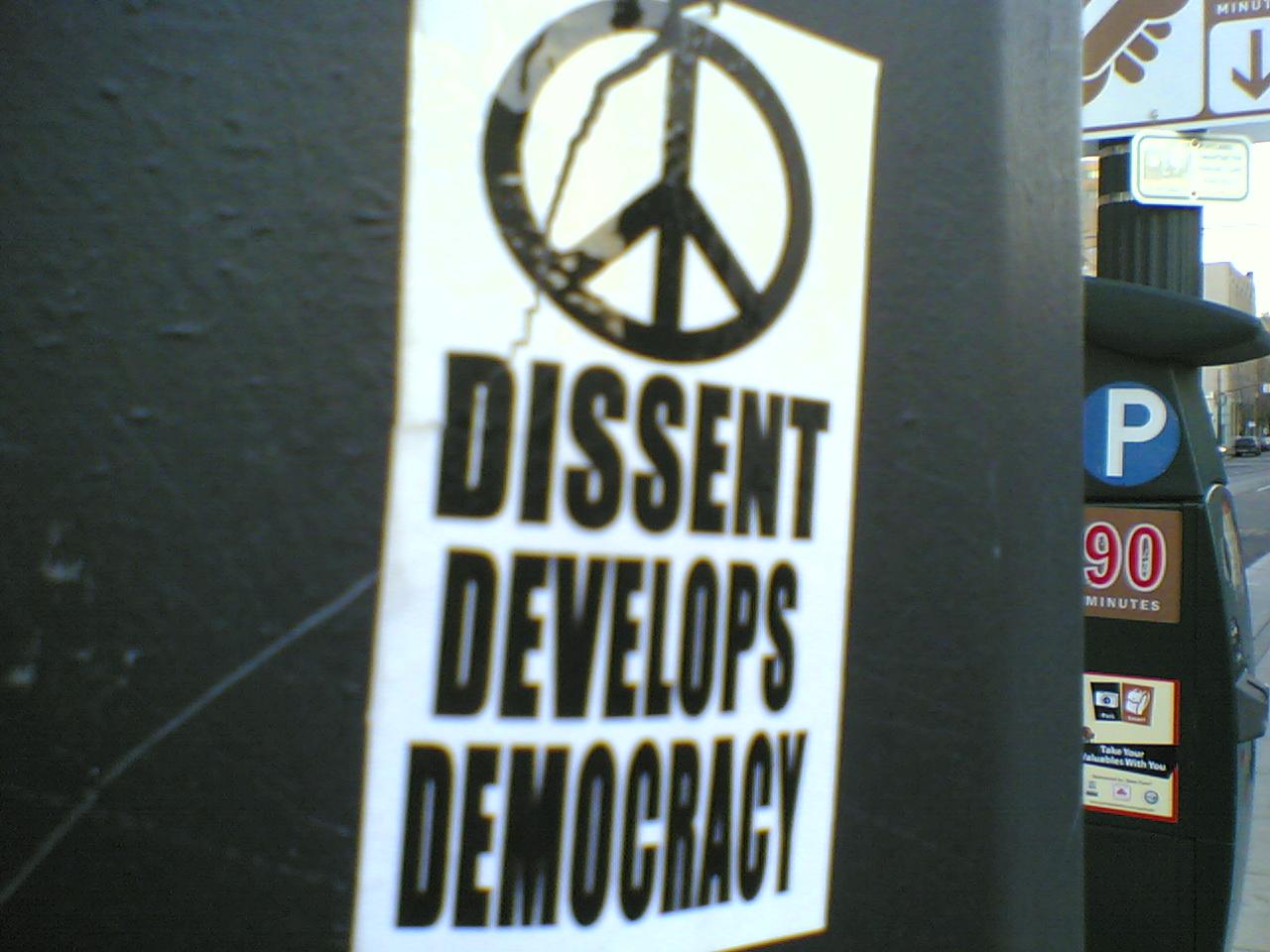 Dissent - Wikipedia