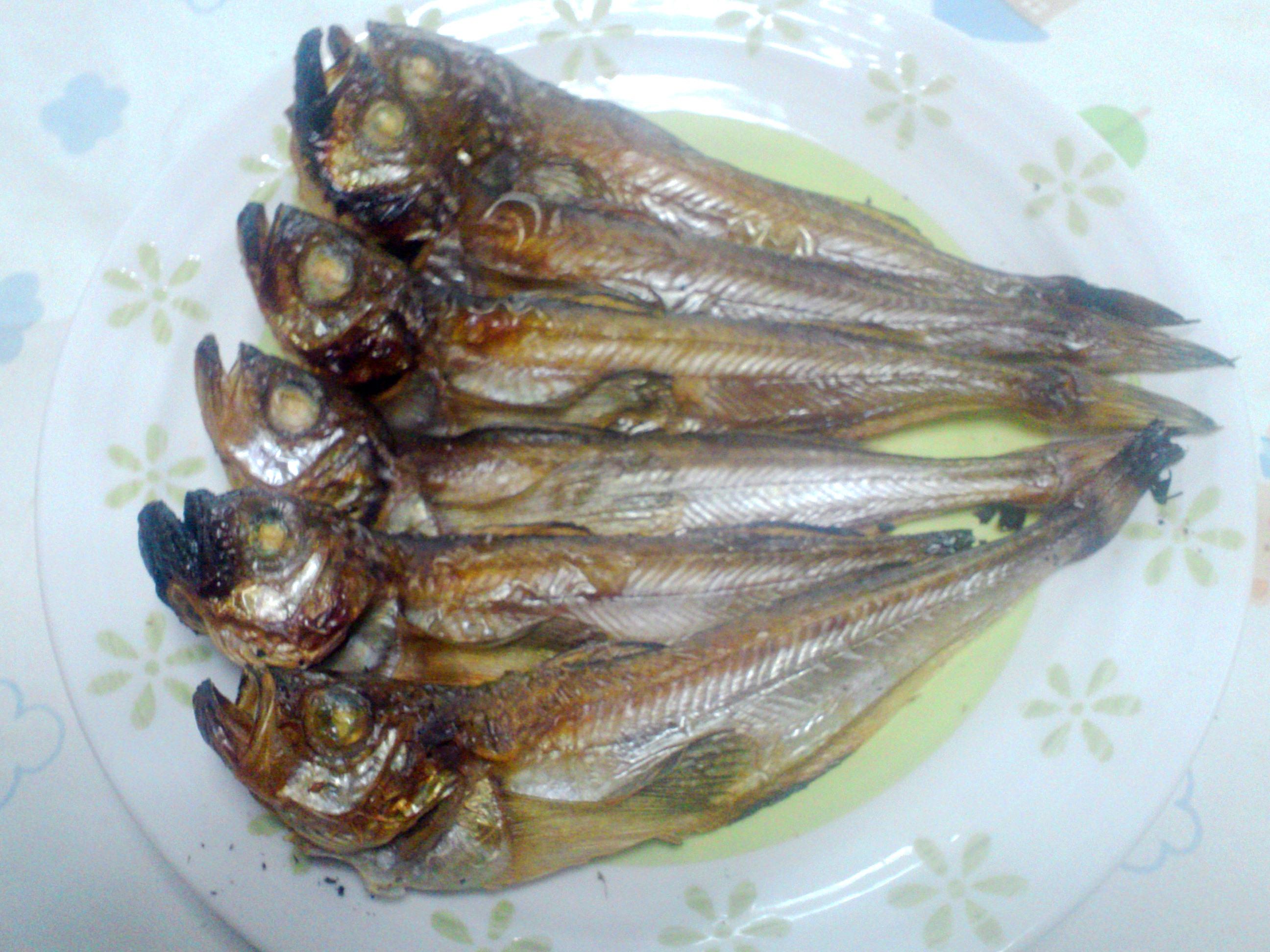Dried fish at Arctoscopus japonicus.jpg