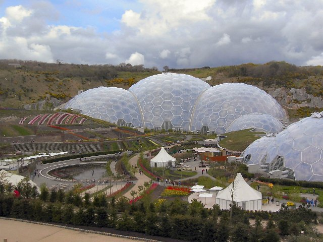 Eden Project - geograph.org.uk - 10132