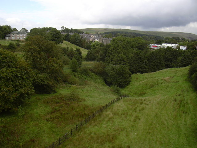 Edenfield from the A56 Link Road - geograph.org.uk - 958803