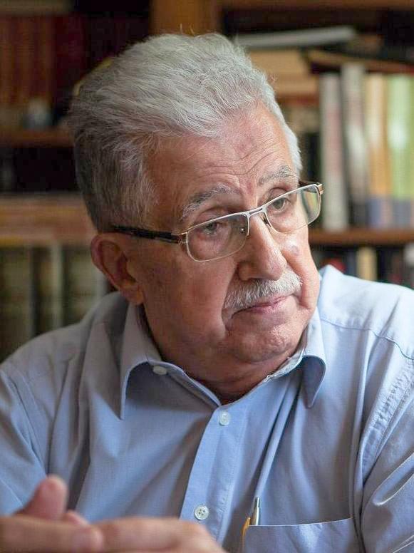 Josep Fontana in 2017