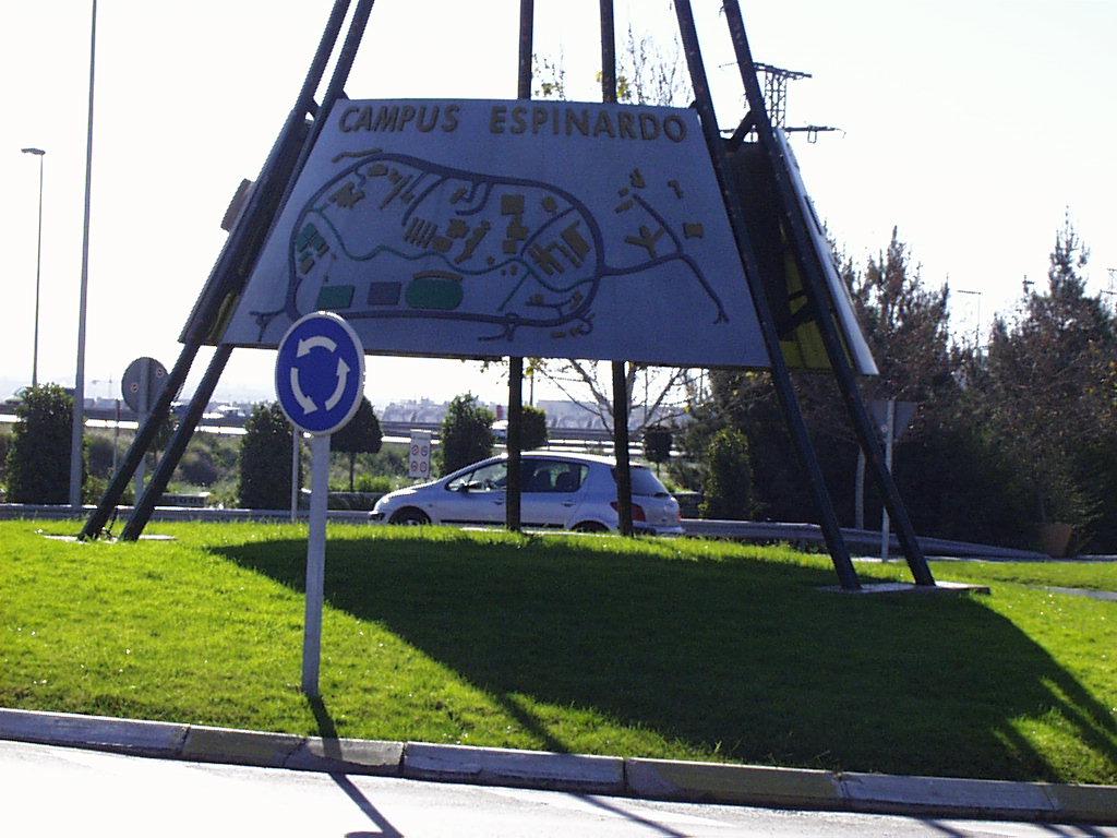Jardines de la universidad de murcia wikipedia la for Jardin de la polvora murcia