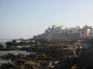Theodore Cornut designed the Royal quarters or kasbah of the city of Essaouira. EssaouiraRamparts.png