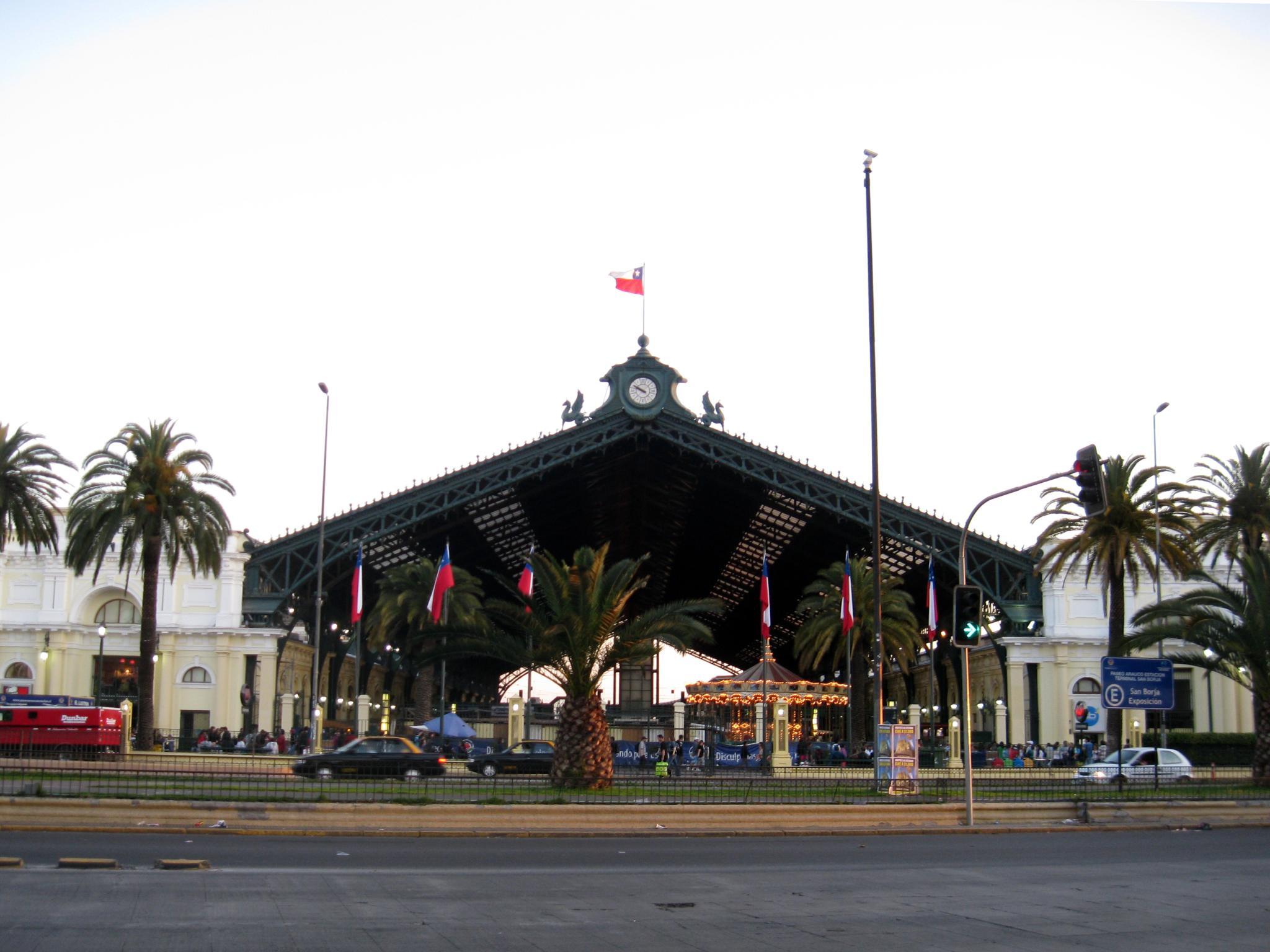 Estación Central - Wikipedia, la enciclopedia libre